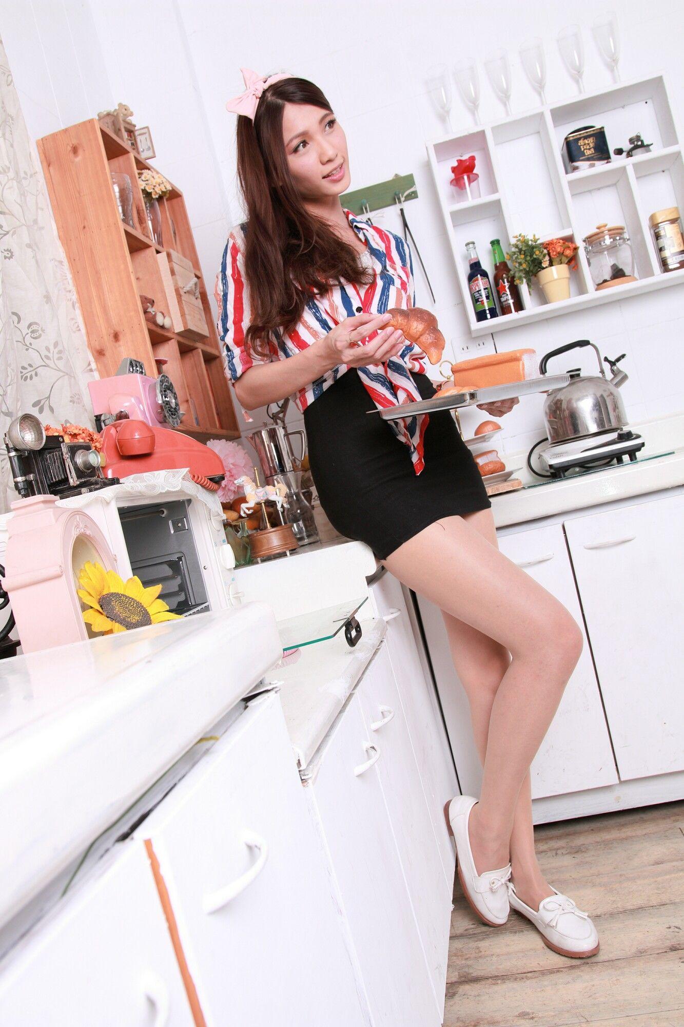 VOL.743 [台湾正妹]可爱萌女:蔡译心(Candice)超高清个人性感漂亮大图(100P)