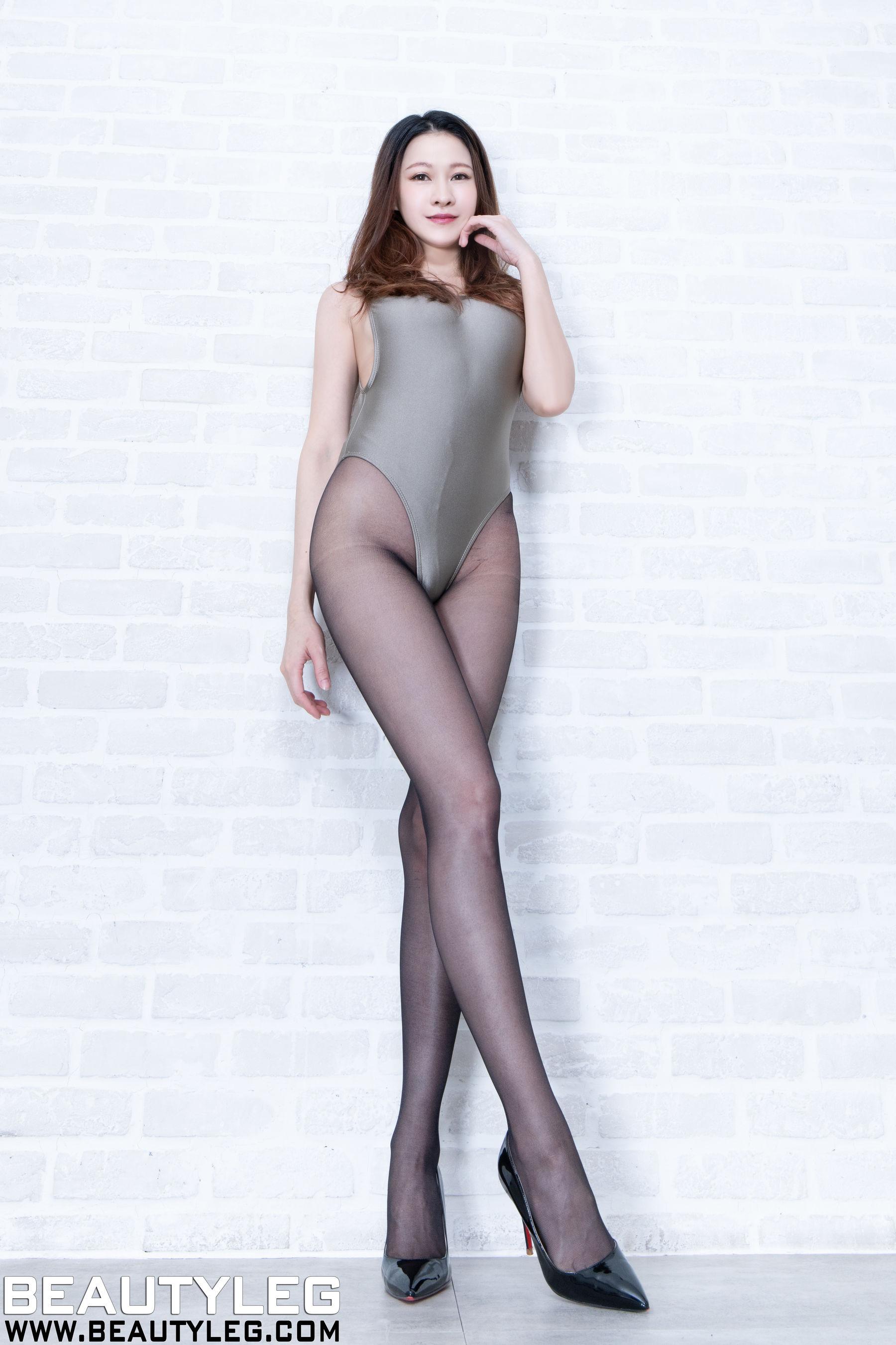 VOL.870 [Beautyleg]高跟美腿:黄镫娴(腿模Neko)超高清个人性感漂亮大图(39P)