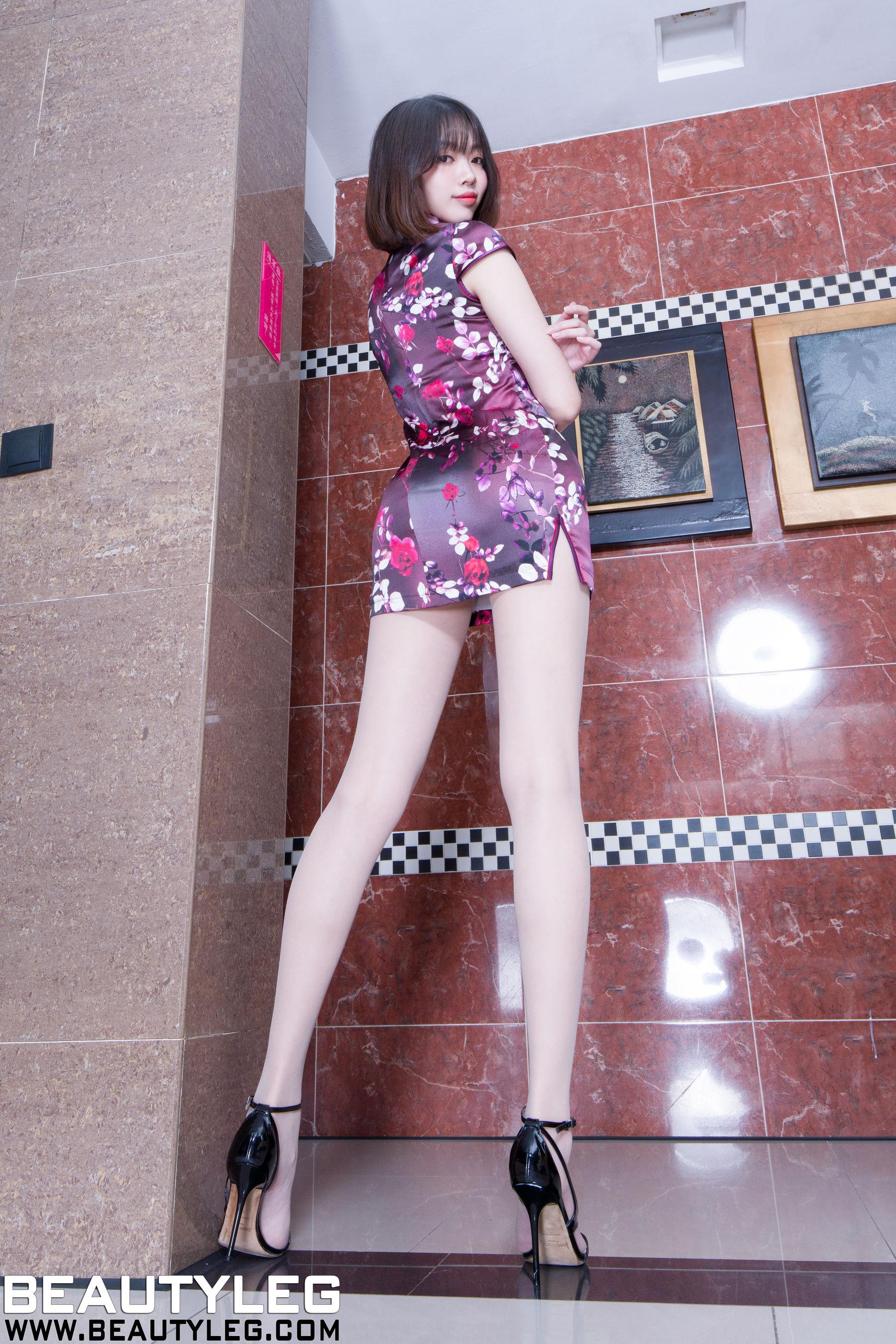 VOL.612 [Beautyleg]丝袜美腿高跟:腿模Joanna超高清个人性感漂亮大图(64P)