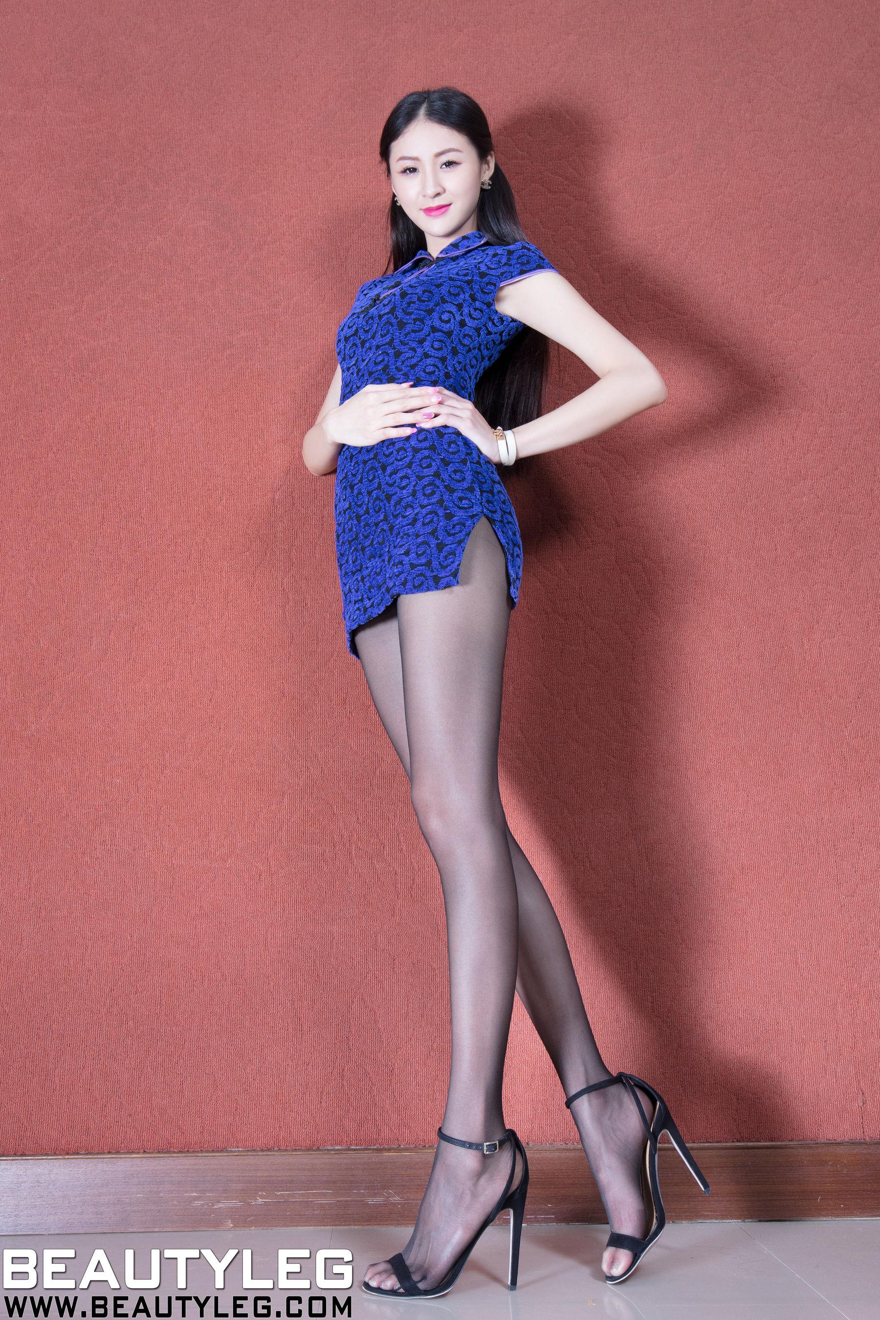 VOL.251 [Beautyleg]美腿高跟包臀裙美女:Lola雪岑(腿模Lola)超高清个人性感漂亮大图(46P)