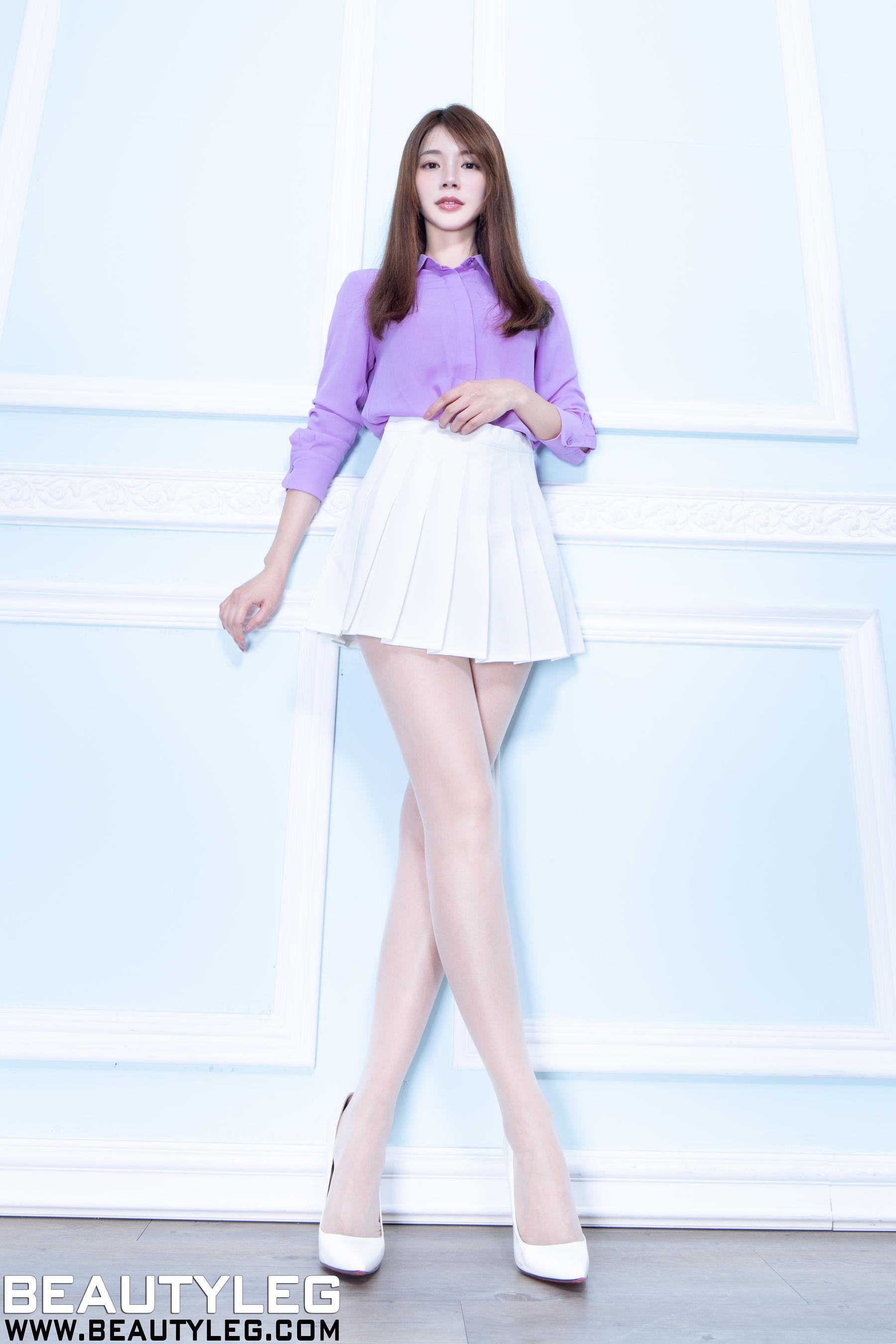 VOL.1719 [Beautyleg]肉丝美腿:腿模Cathy超高清个人性感漂亮大图(50P)
