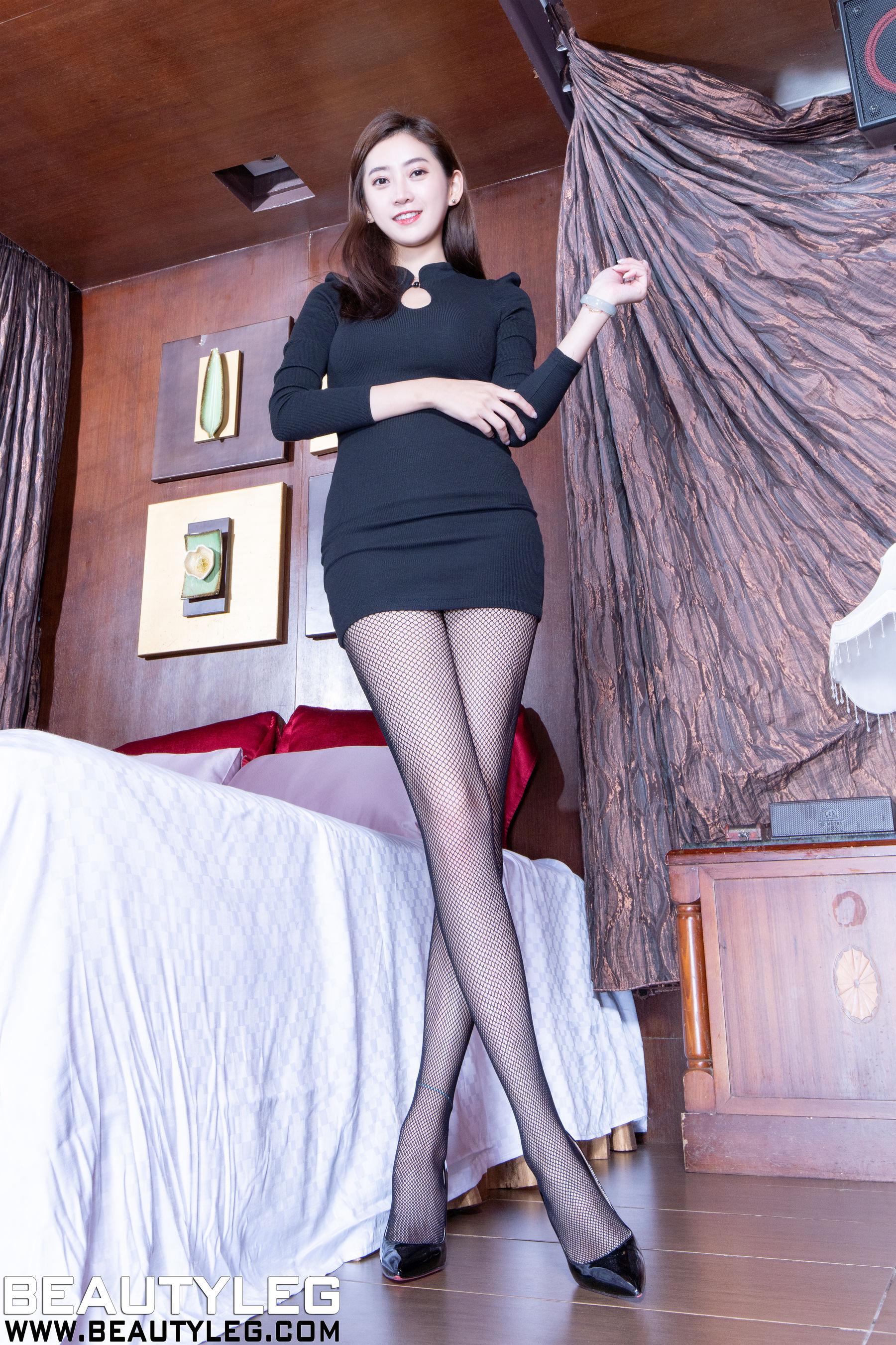 VOL.1748 [Beautyleg]长腿美女:Leonie超高清个人性感漂亮大图(53P)