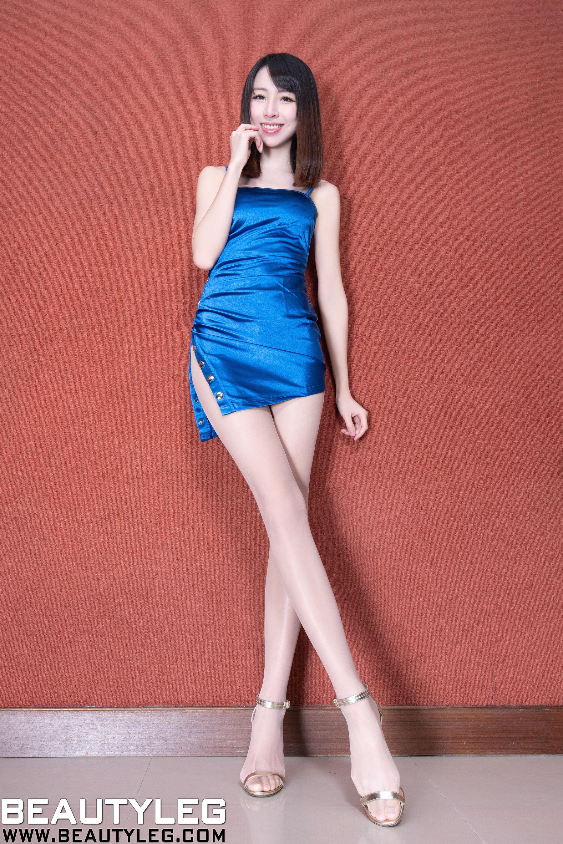 VOL.403 [Beautyleg]旗袍长腿美女肉丝美腿:腿模Nancy(Nancy)超高清个人性感漂亮大图(54P)