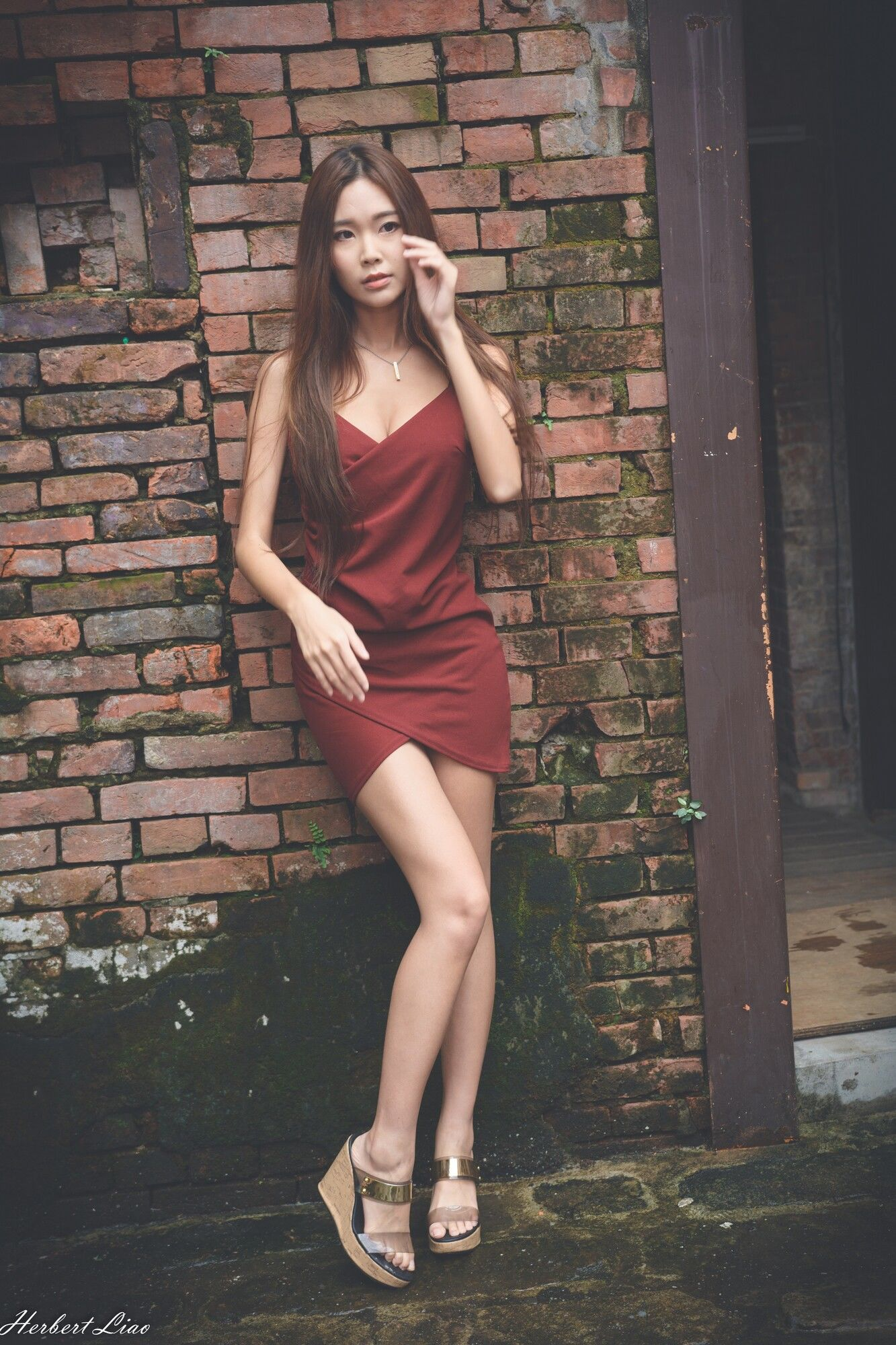 VOL.200 [台湾正妹]超短裙高跟长腿美女街拍美臀街拍美腿:黄上晏(黄上晏Rubis)超高清个人性感漂亮大图(69P)