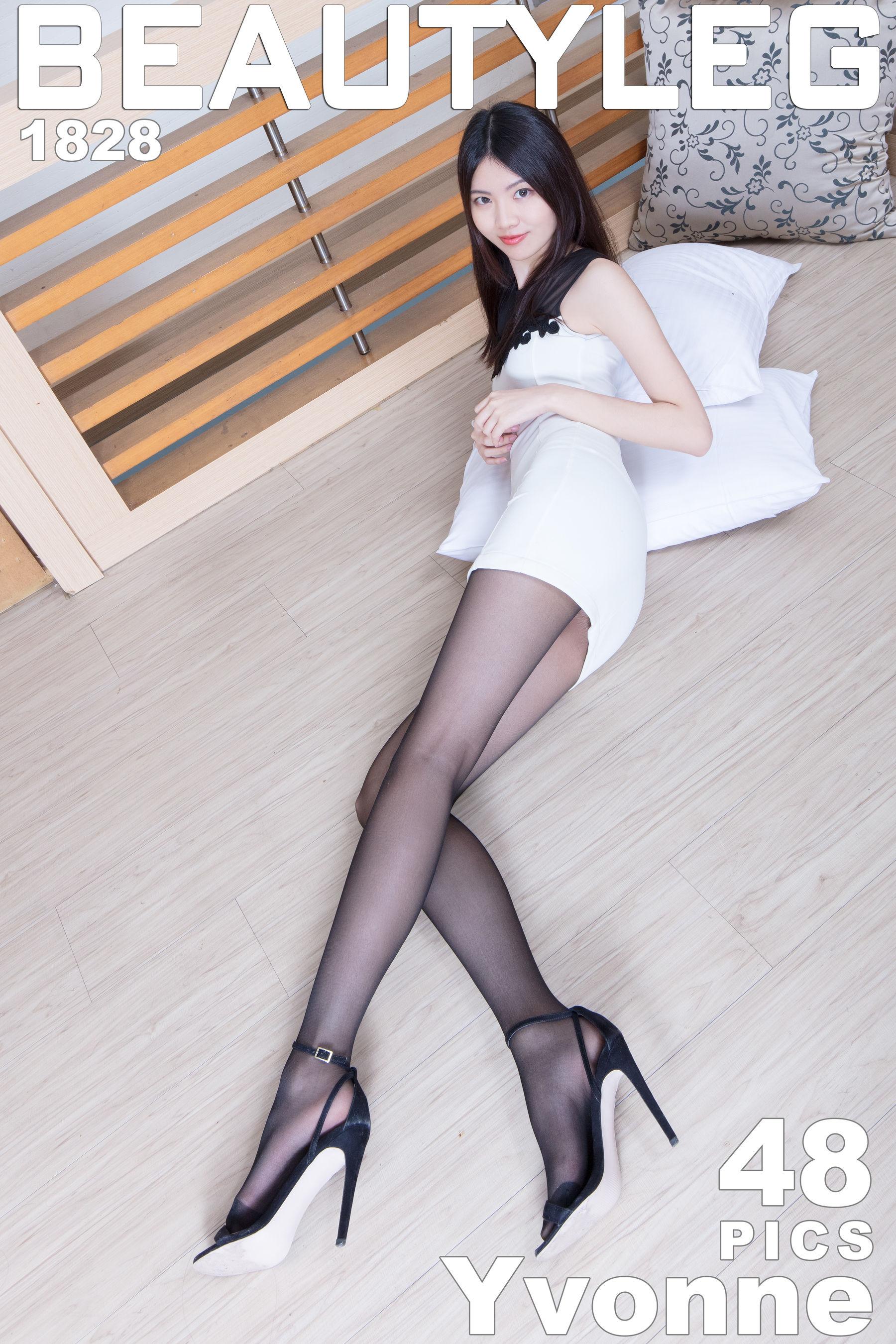 VOL.38 [Beautyleg]丝袜美腿长腿美女:梁以辰(钟幸村)超高清个人性感漂亮大图(48P)