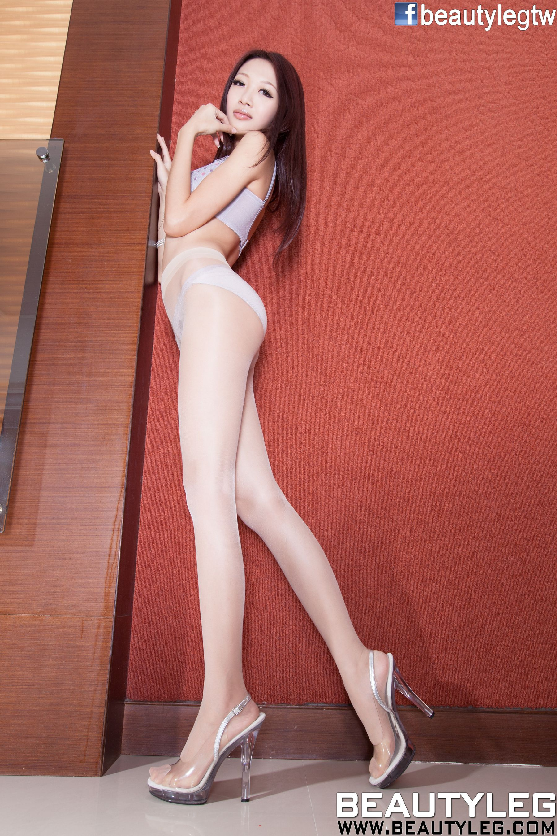 VOL.820 [Beautyleg]美腿情趣丝袜高跟凉鞋:沐雨柔(腿模Susan)超高清个人性感漂亮大图(89P)