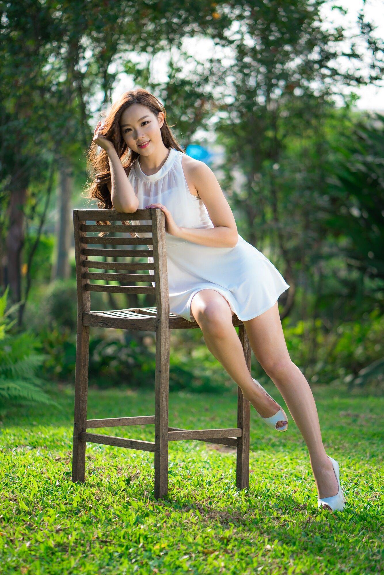 VOL.1169 [台湾正妹]清新唯美阳光正妹:安馜薇(小薇Olivia)超高清个人性感漂亮大图(62P)