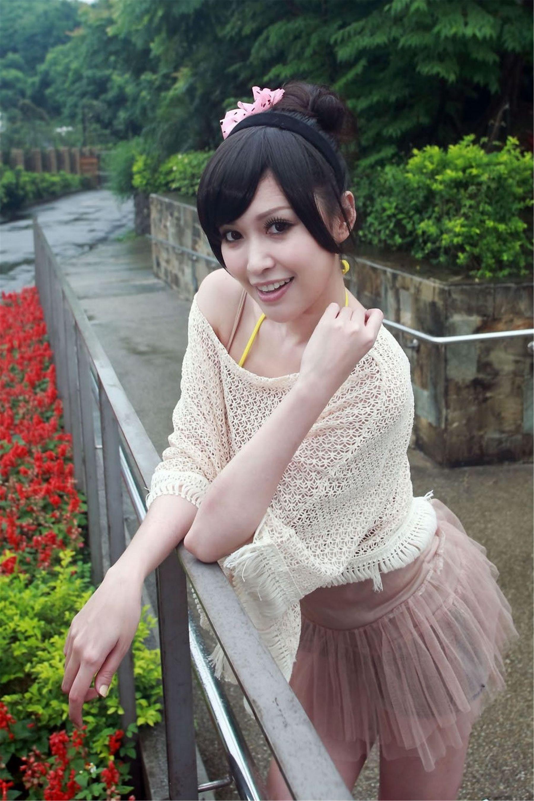 VOL.1553 [台湾正妹]可爱清纯清新外拍:杜可薇(腿模Avy,恬小鱼)超高清个人性感漂亮大图(44P)