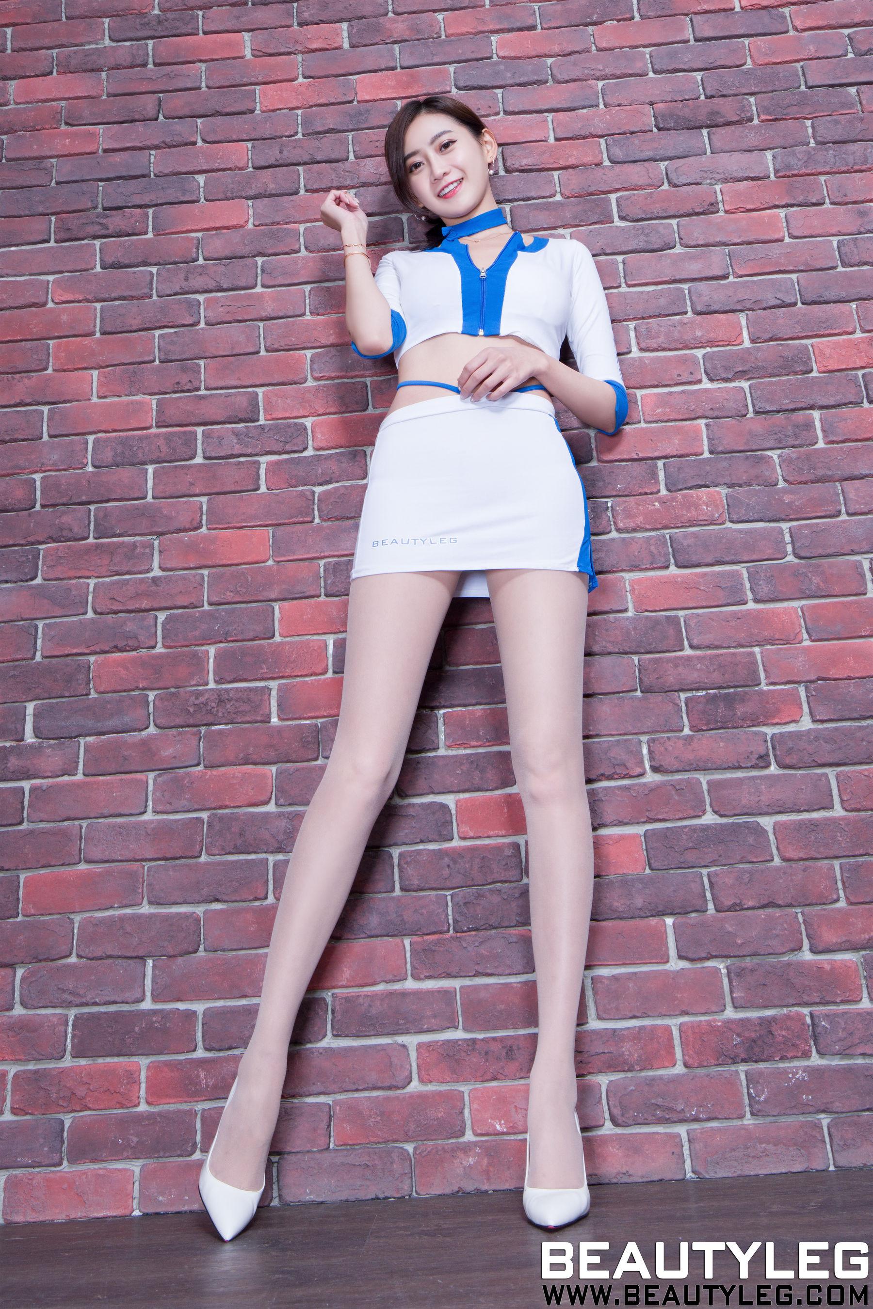 VOL.791 [Beautyleg]美腿丝袜制服:Leonie超高清个人性感漂亮大图(59P)