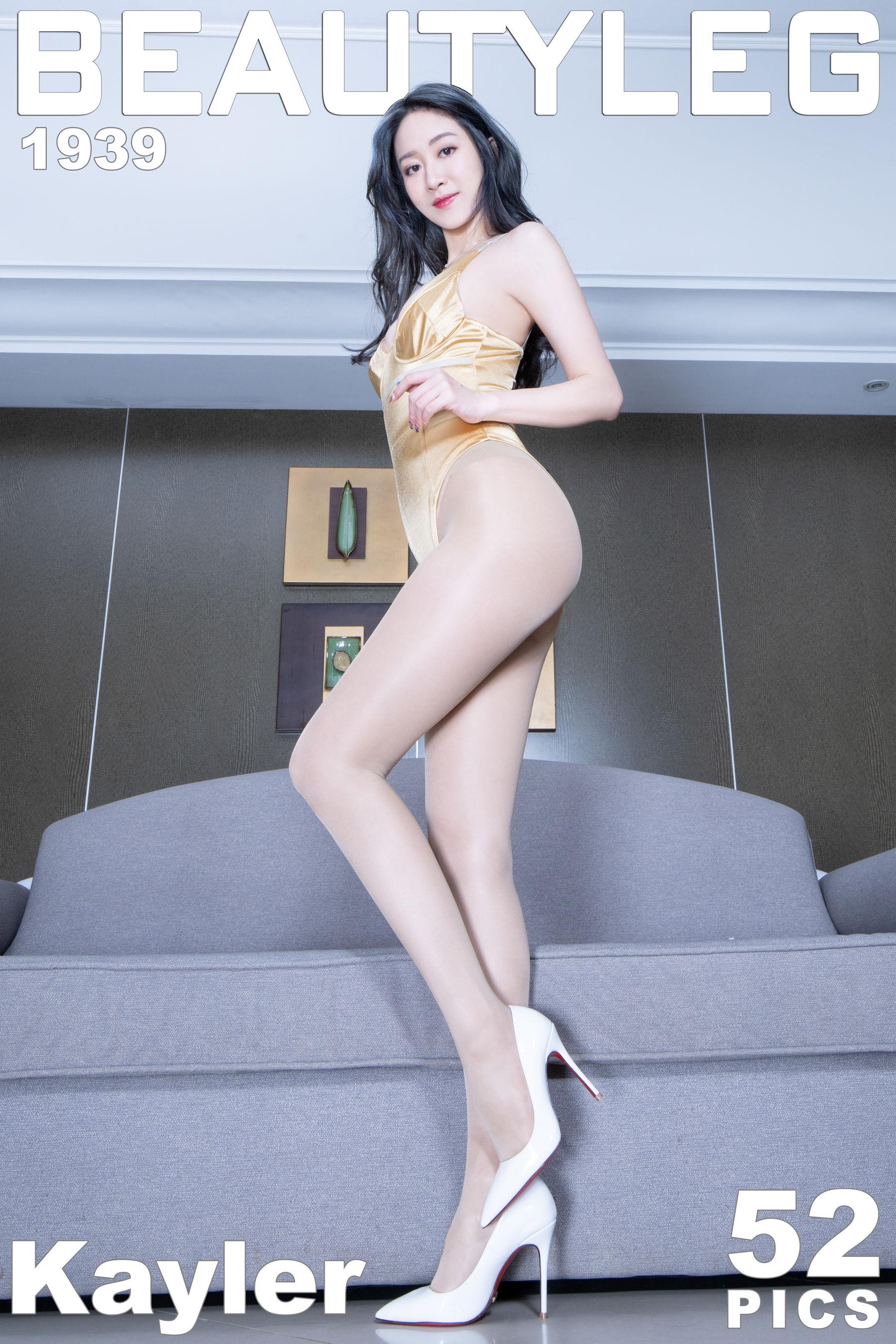 VOL.1281 [Beautyleg]高跟美腿:康凯乐(腿模Kaylar)超高清个人性感漂亮大图(47P)