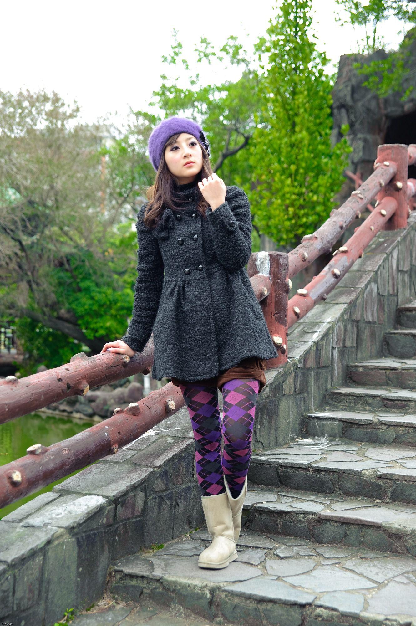VOL.766 [台湾正妹]清新唯美户外美女:张凯洁(张允霏,果子MM)高品质写真套图(86P)