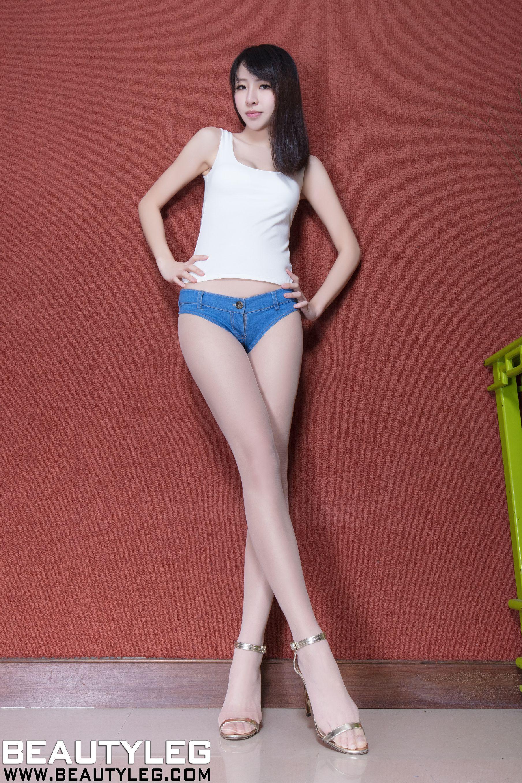 VOL.255 [Beautyleg]美腿:腿模Nancy(Nancy)高品质写真套图(38P)