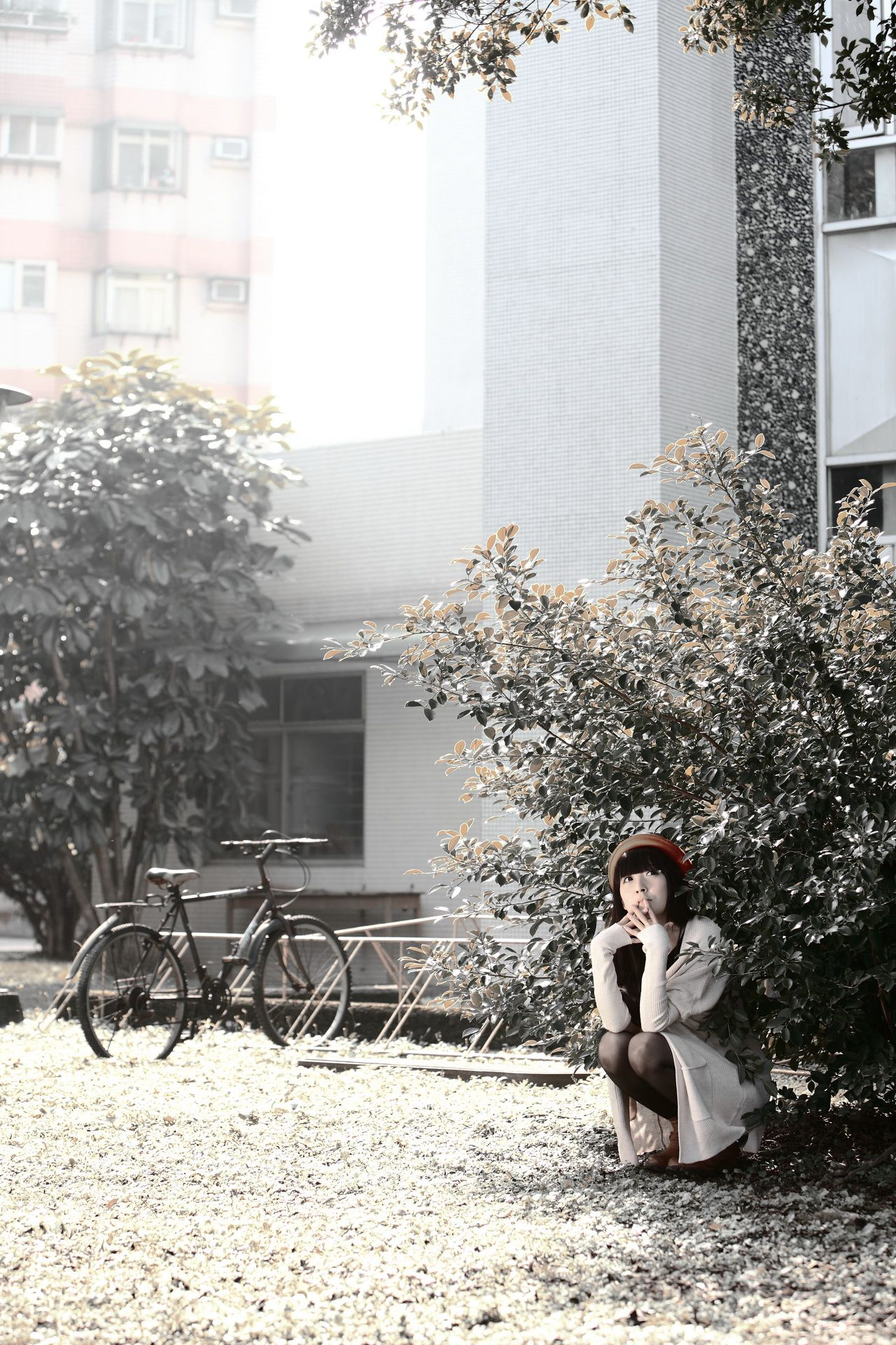VOL.615 [网络美女]可爱牛仔正妹:綠豆高品质写真套图(68P)
