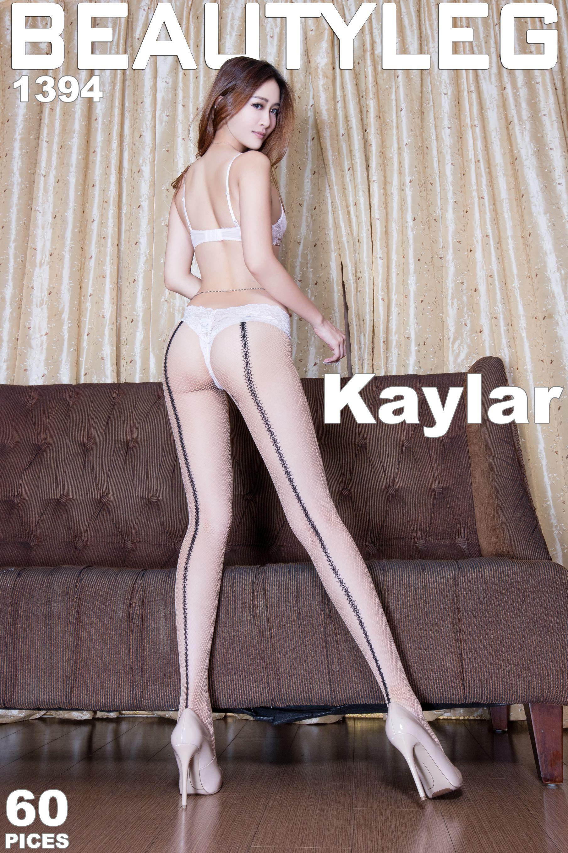 VOL.145 [Beautyleg]丝袜美腿:康凯乐(腿模Kaylar)高品质写真套图(54P)
