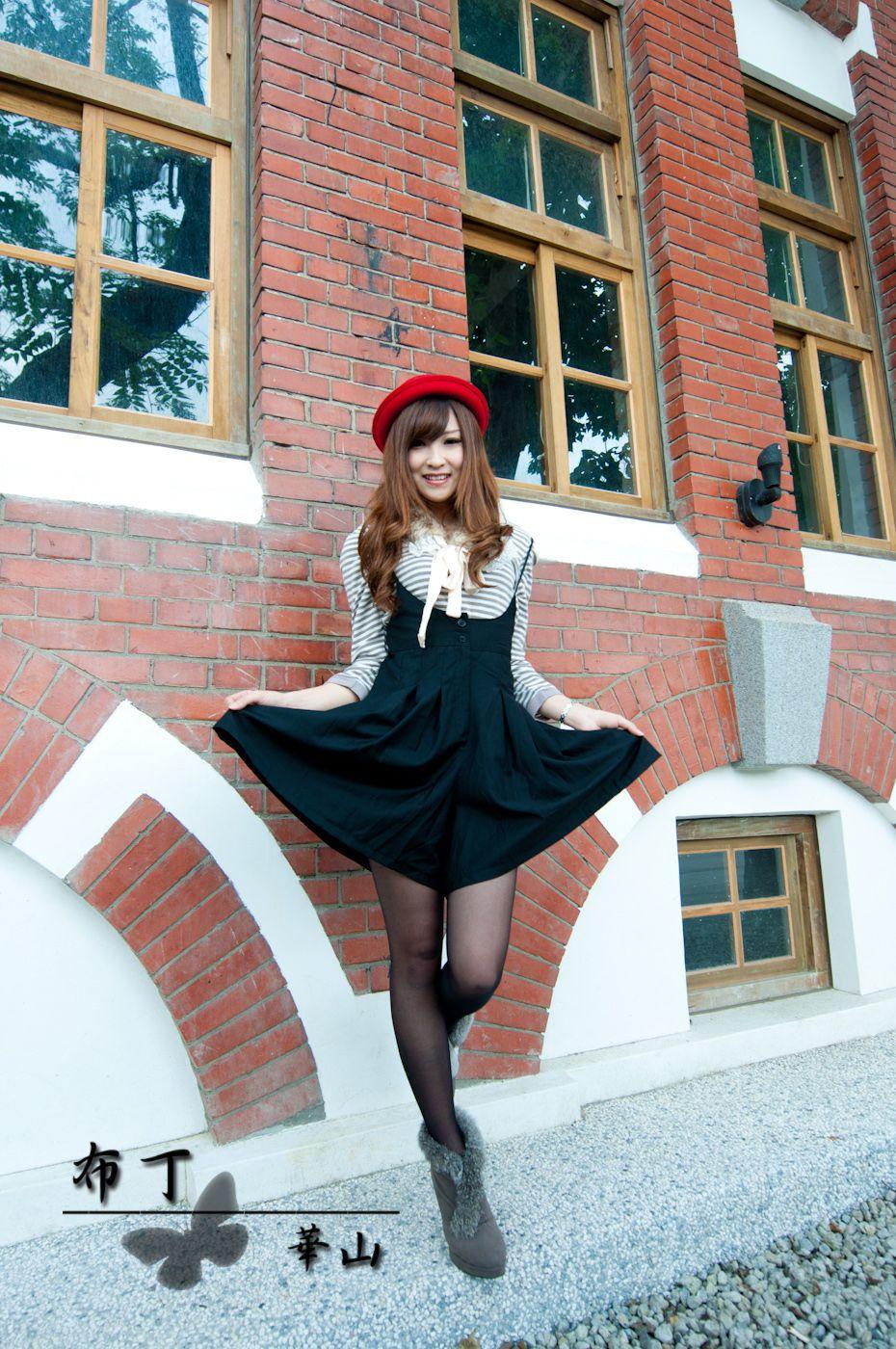 VOL.1331 [网络美女]可爱清纯甜美清新正妹:布丁高品质写真套图(60P)