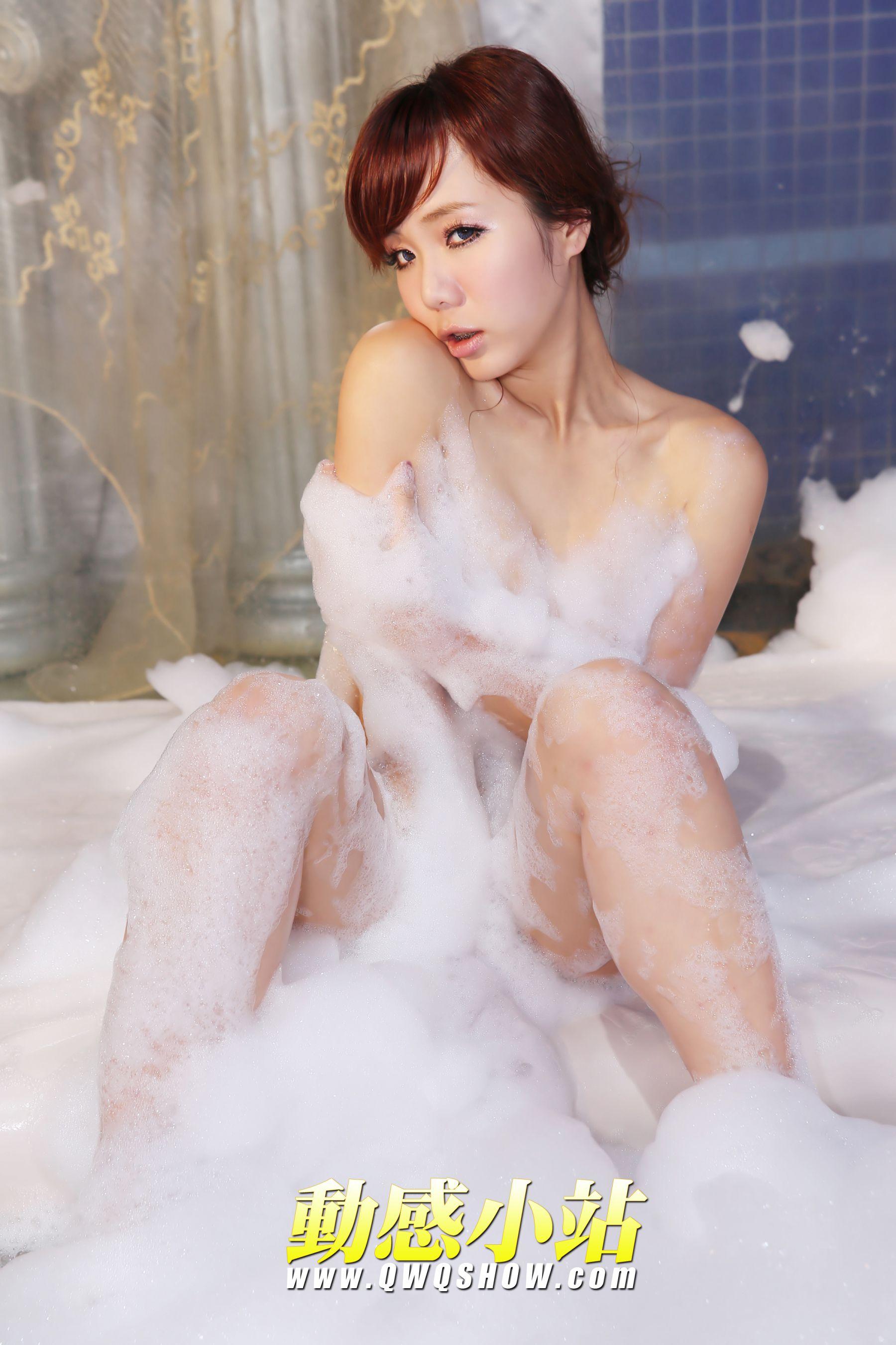 VOL.315 [动感之星]人体艺术浴室:精灵(动感小站精灵,动感之星精灵)高品质写真套图(34P)