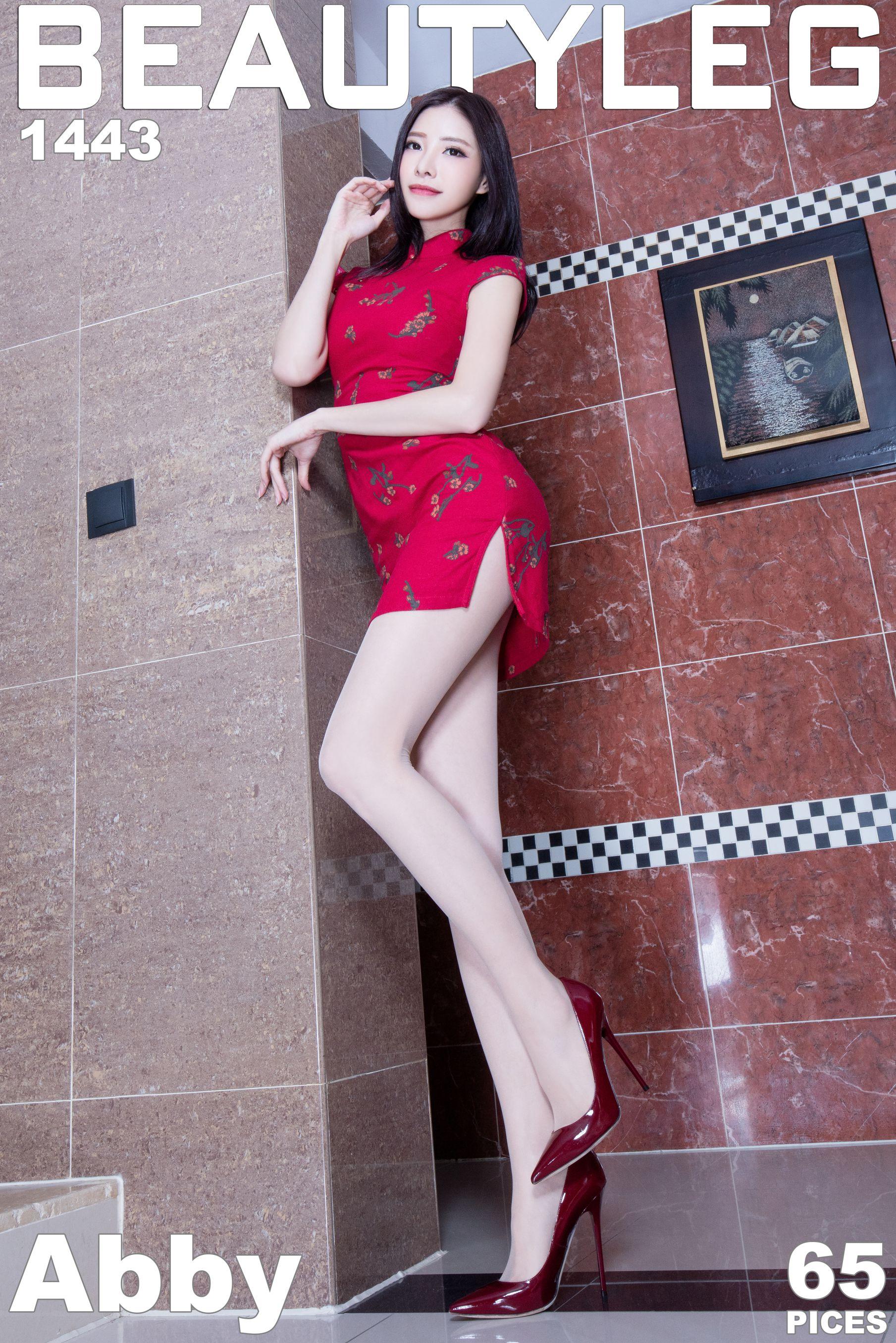 VOL.1006 [Beautyleg]丝袜美腿长腿美女:陈玉雪(腿模Abby)高品质写真套图(58P)