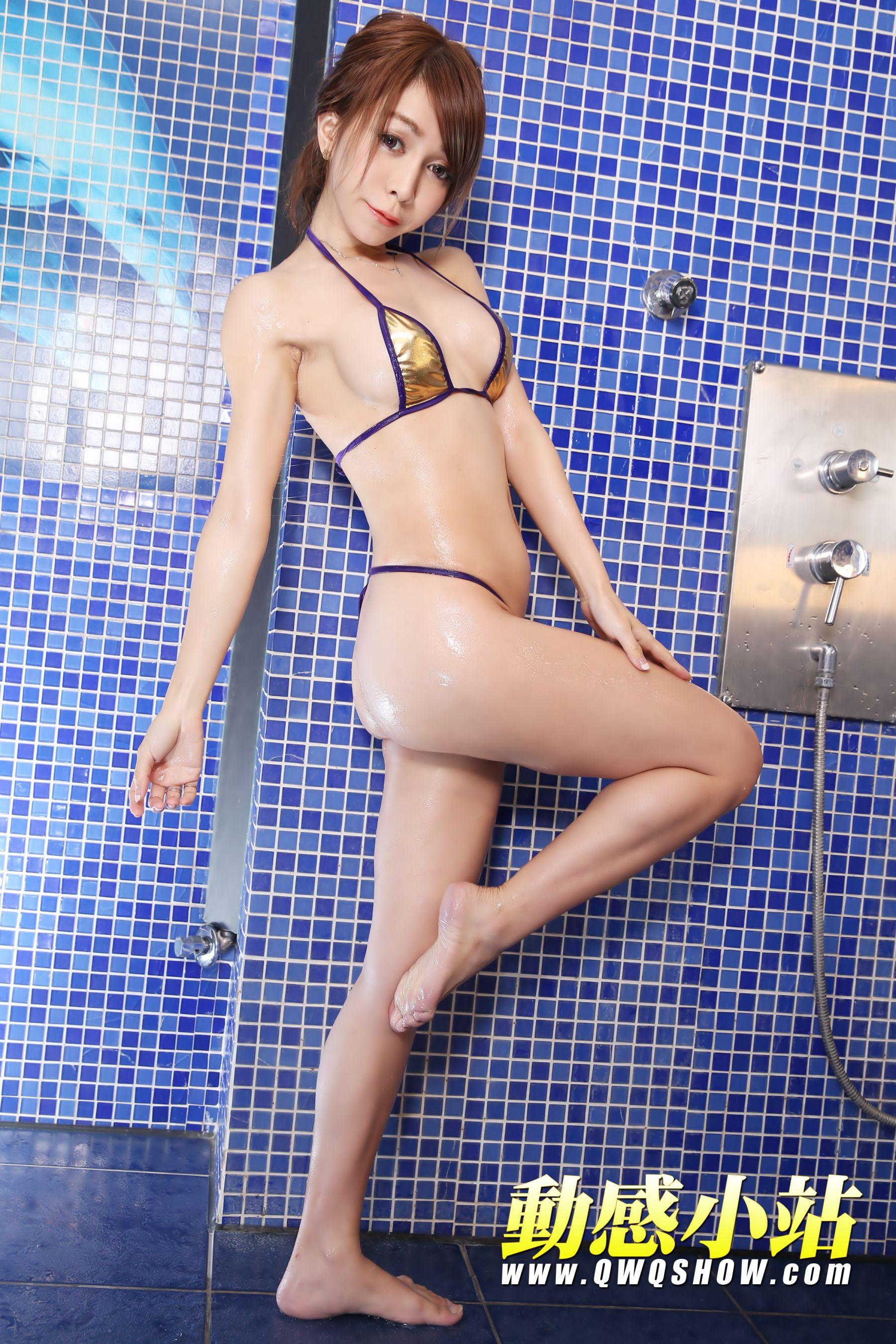 VOL.411 [动感之星]美胸湿身白嫩:布布(动感小站布布,动感之星布布)高品质写真套图(43P)