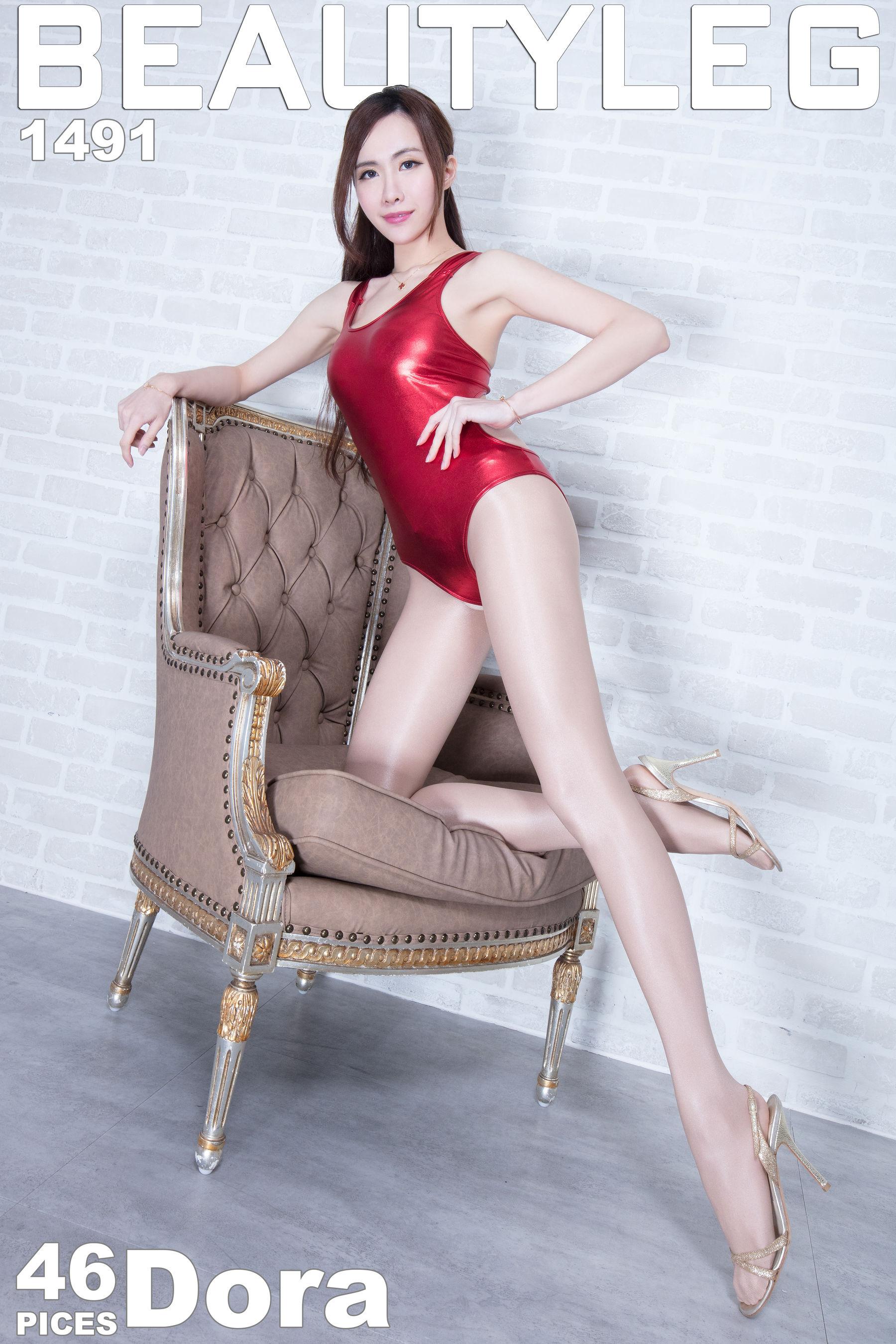 VOL.1473 [Beautyleg]美腿腿模长腿美女:曾妍希(腿模Dora)高品质写真套图(39P)
