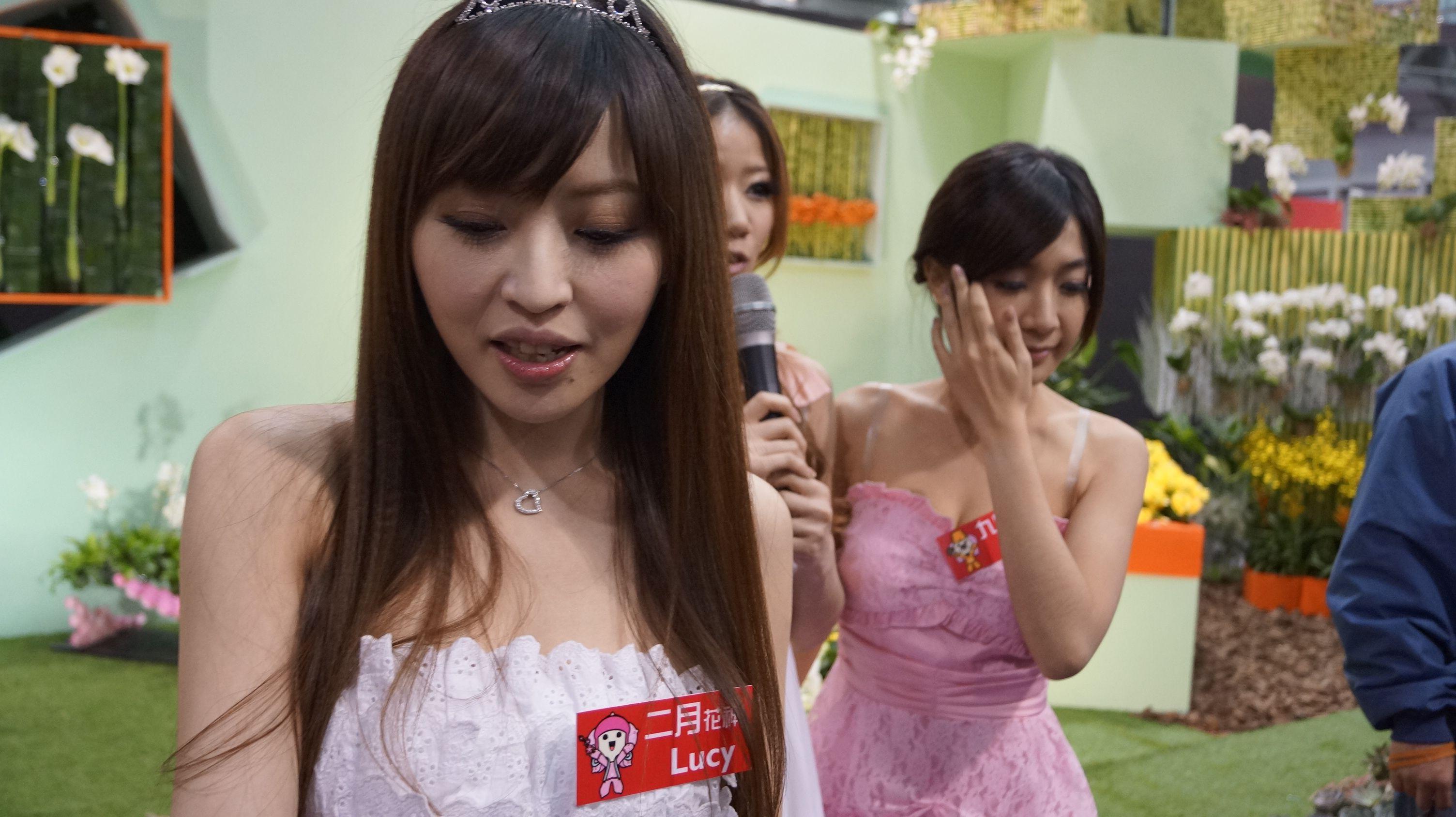 VOL.1297 [网络美女]可爱Show Girl明星:倪千凌(腿模Lucy,陈佳筠)高品质写真套图(146P)