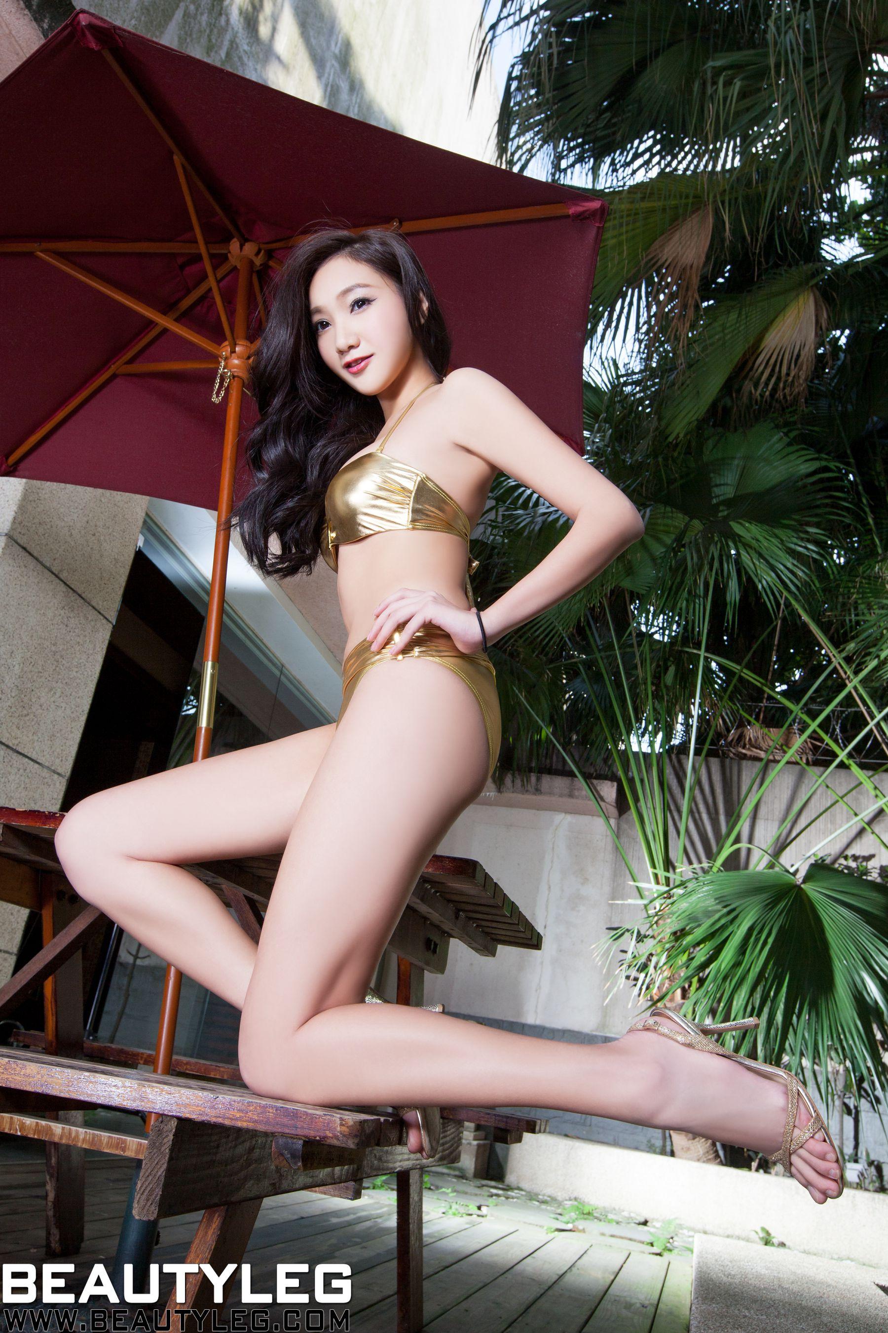 VOL.85 [Beautyleg]泳装美腿:陈思婷(腿模Tina,李霜)高品质写真套图(50P)