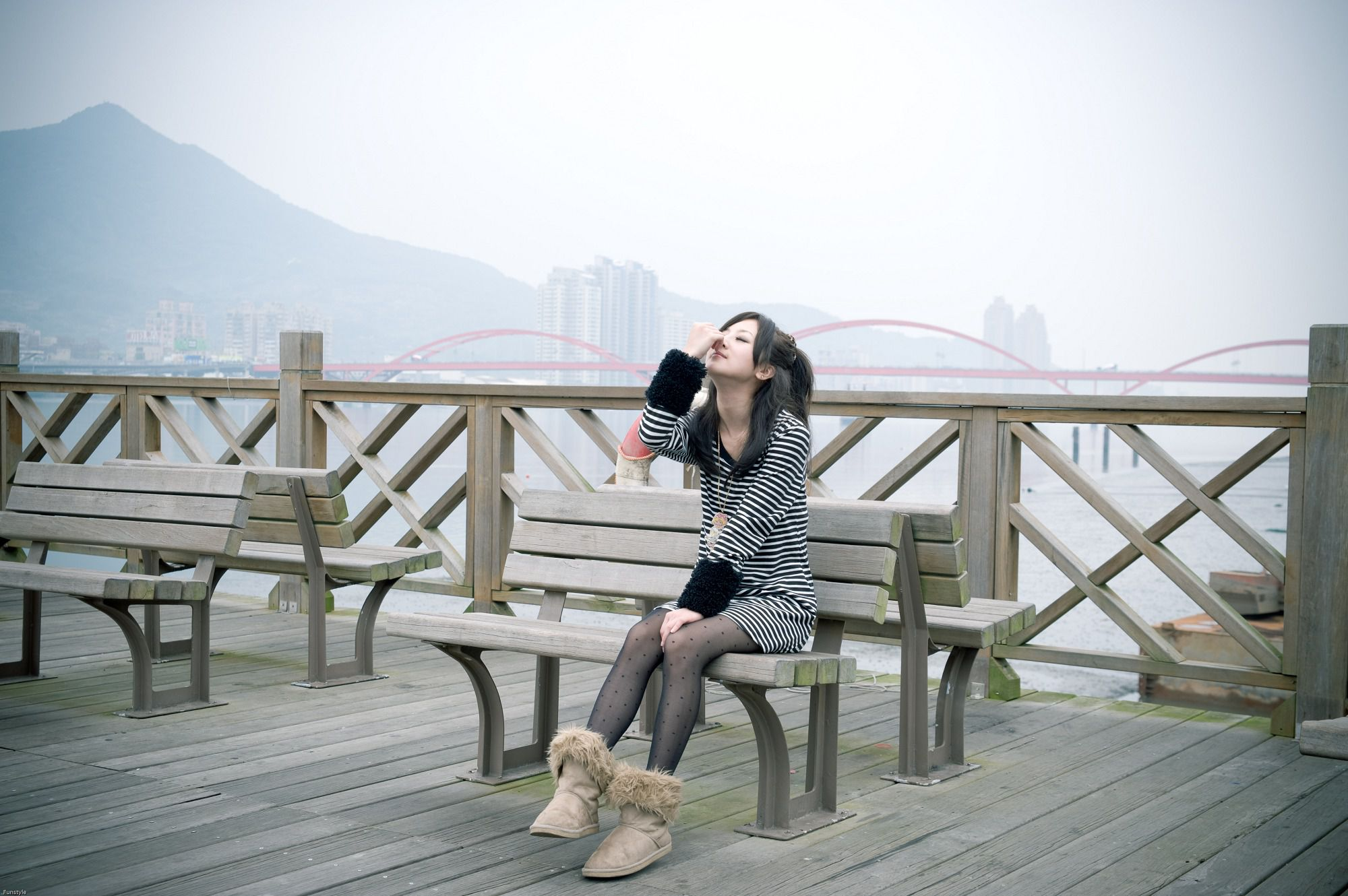 VOL.984 [网络美女]清新唯美外拍:张凯洁(张允霏,果子MM)高品质写真套图(45P)