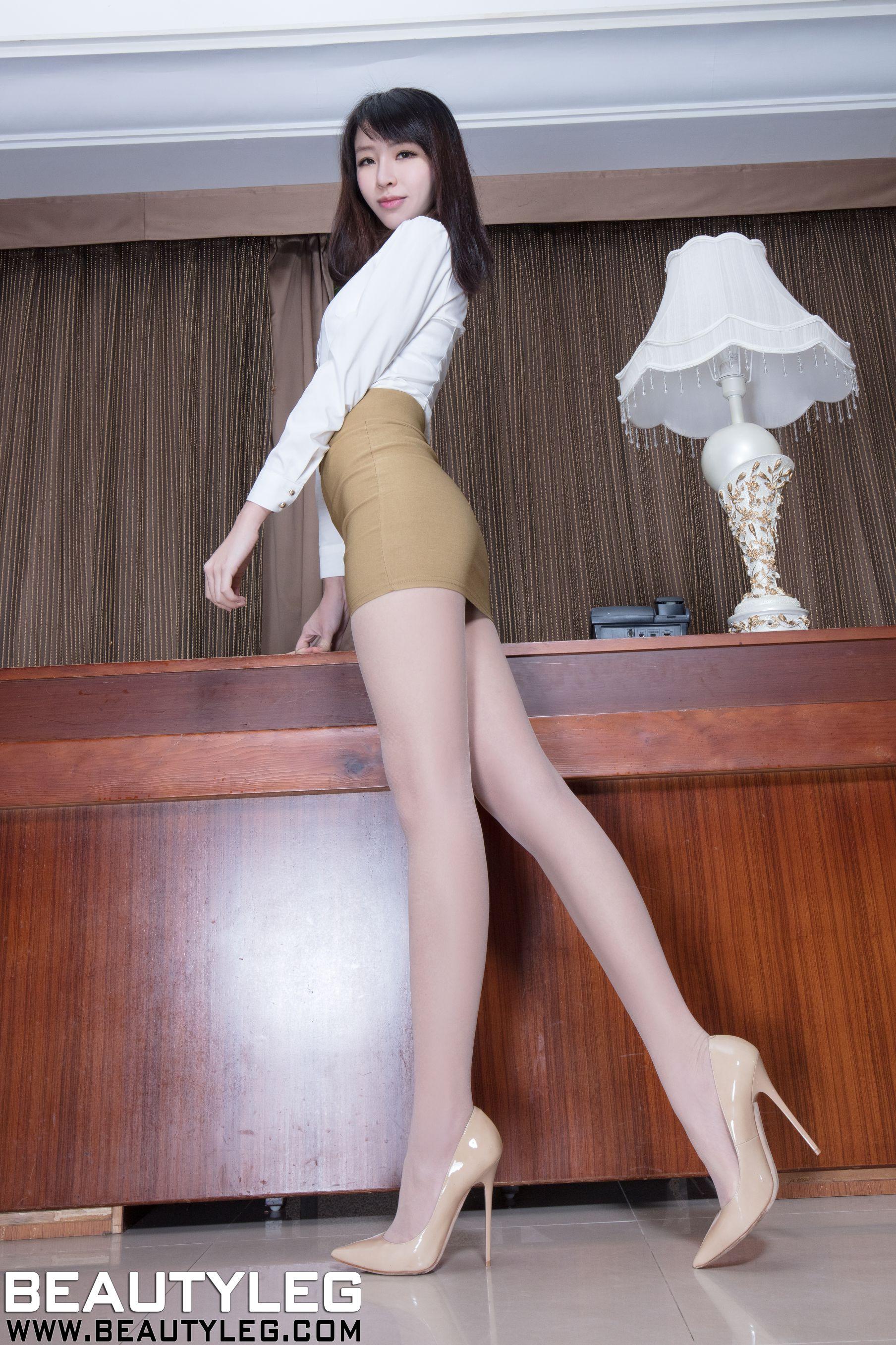 VOL.506 [Beautyleg]丝袜美腿高跟:腿模Nancy(Nancy)高品质写真套图(43P)