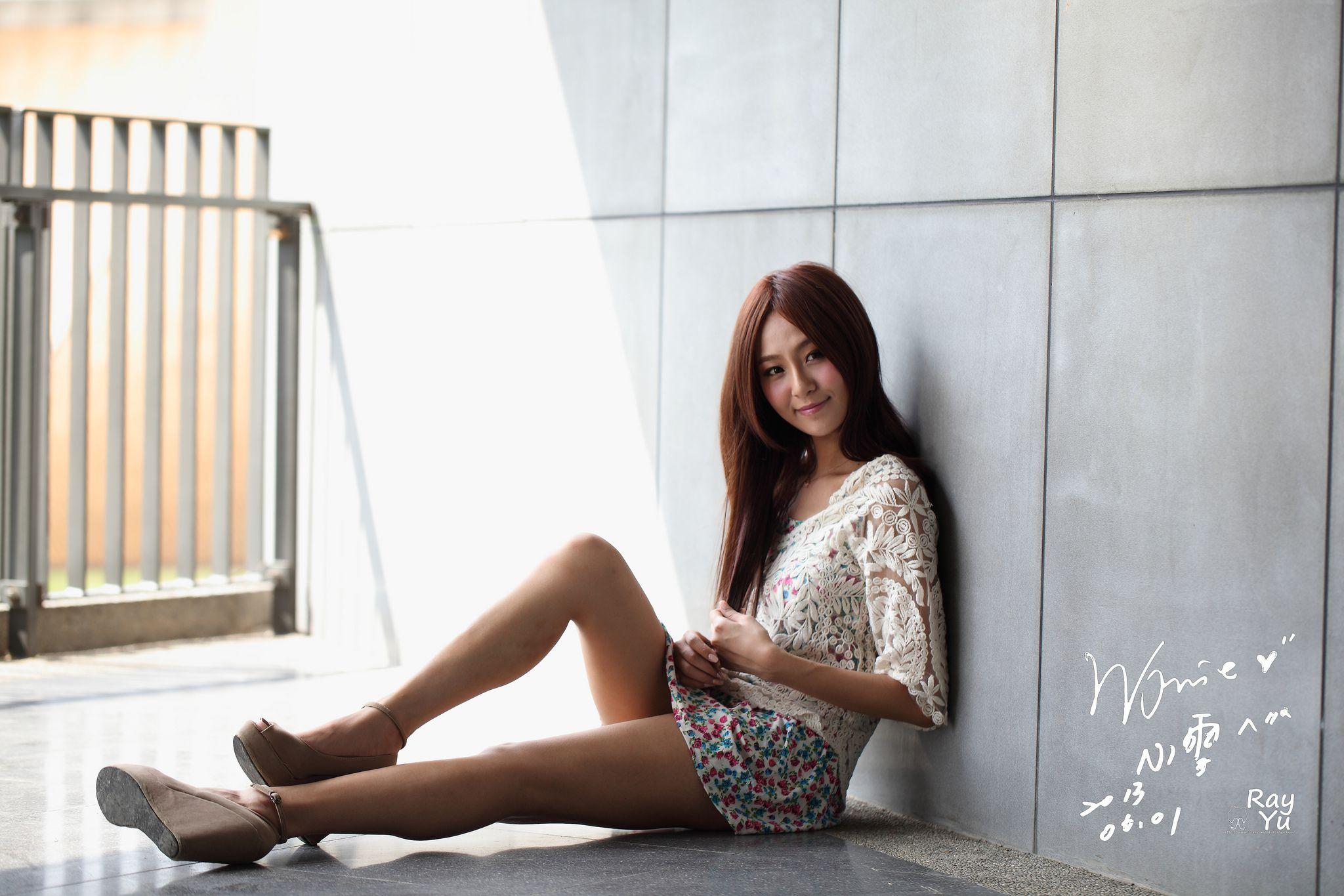 VOL.1019 [网络美女]清新外拍:Winnie小雪(庄咏惠,庄温妮,腿模Winnie)高品质写真套图(110P)
