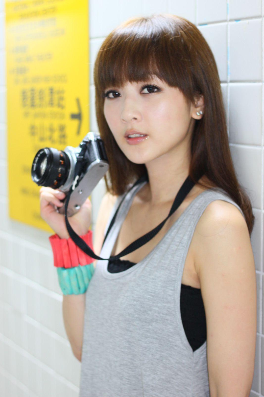 VOL.586 [台湾正妹]街拍妹子:张凯洁(张允霏,果子MM)高品质写真套图(193P)