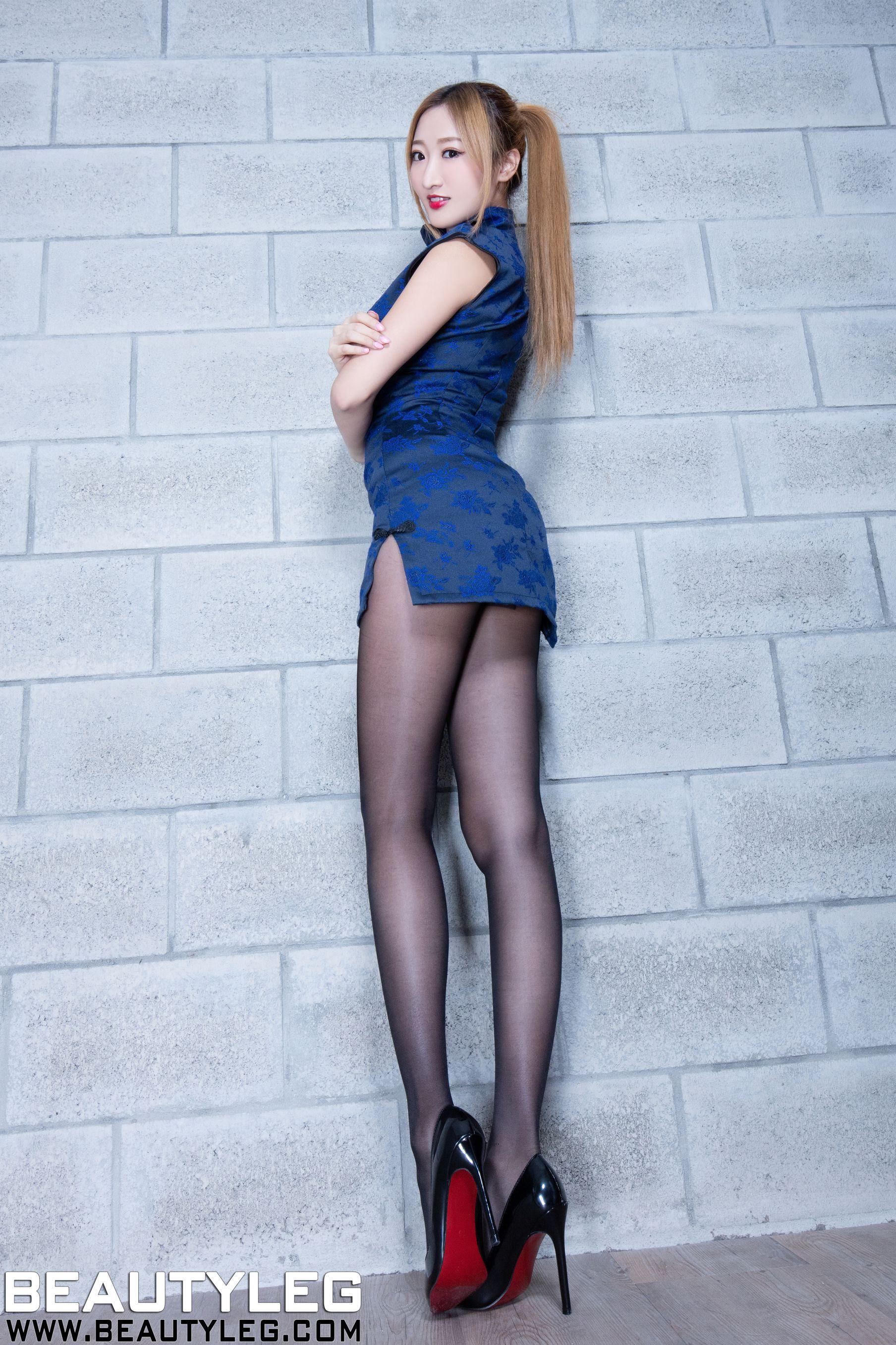VOL.881 [Beautyleg]高跟长腿美女:腿模Minnie(Minnie)高品质写真套图(59P)