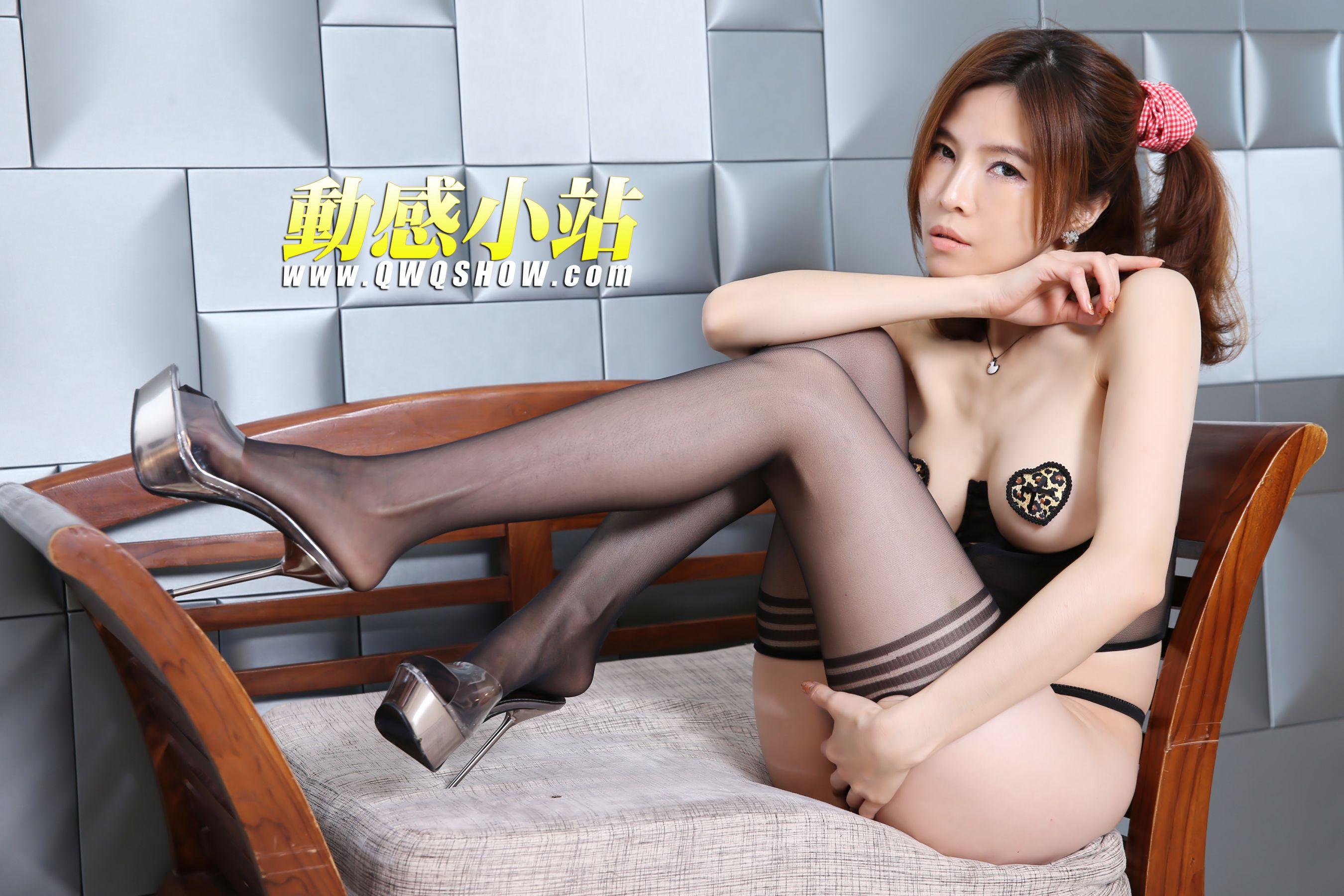 VOL.1265 [动感之星]丝袜诱惑:小玲(动感小站小玲,动感之星小玲)高品质写真套图(25P)