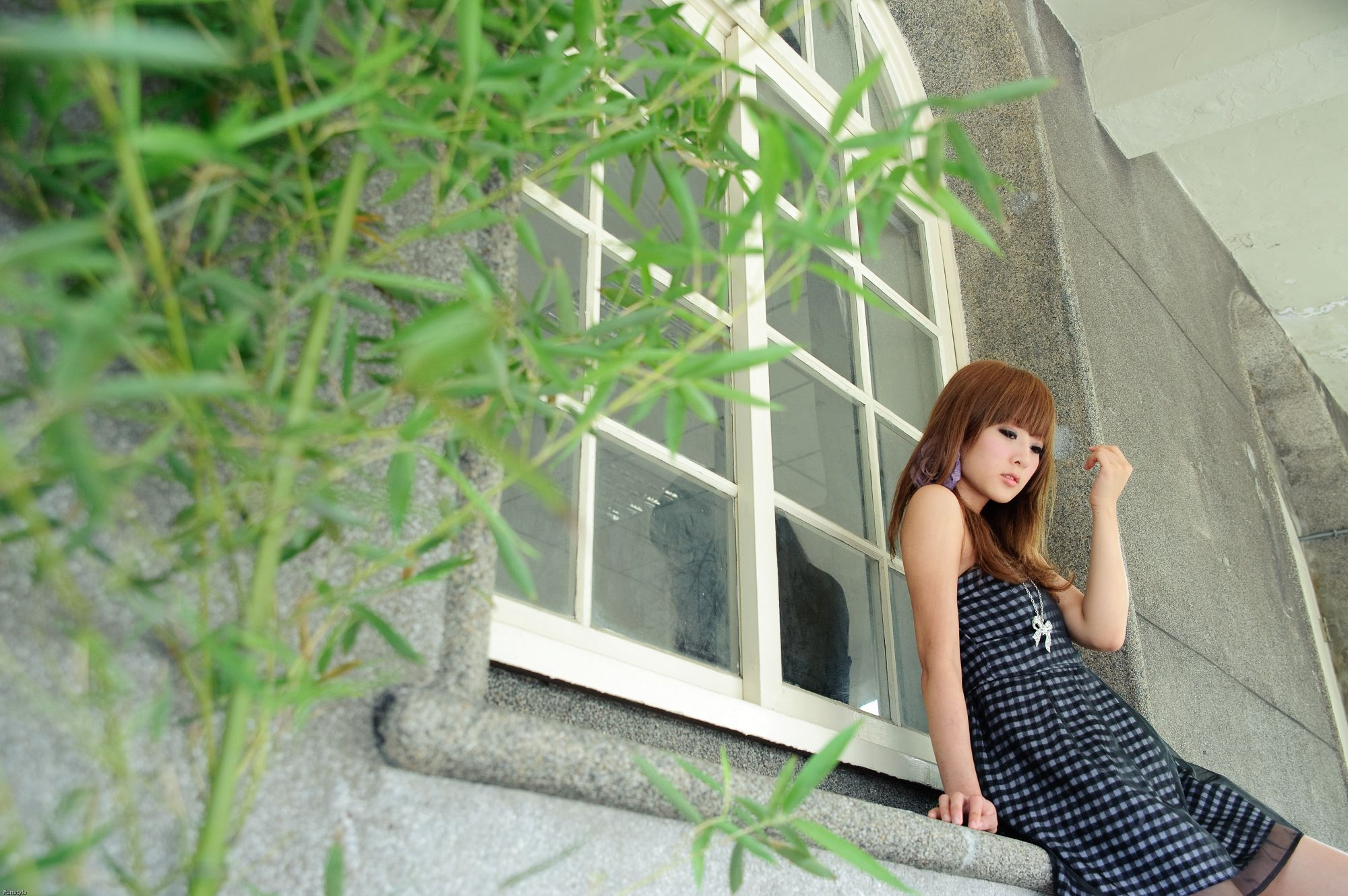 VOL.837 [网络美女]清新外拍长靴美女:张凯洁(张允霏,果子MM)高品质写真套图(109P)
