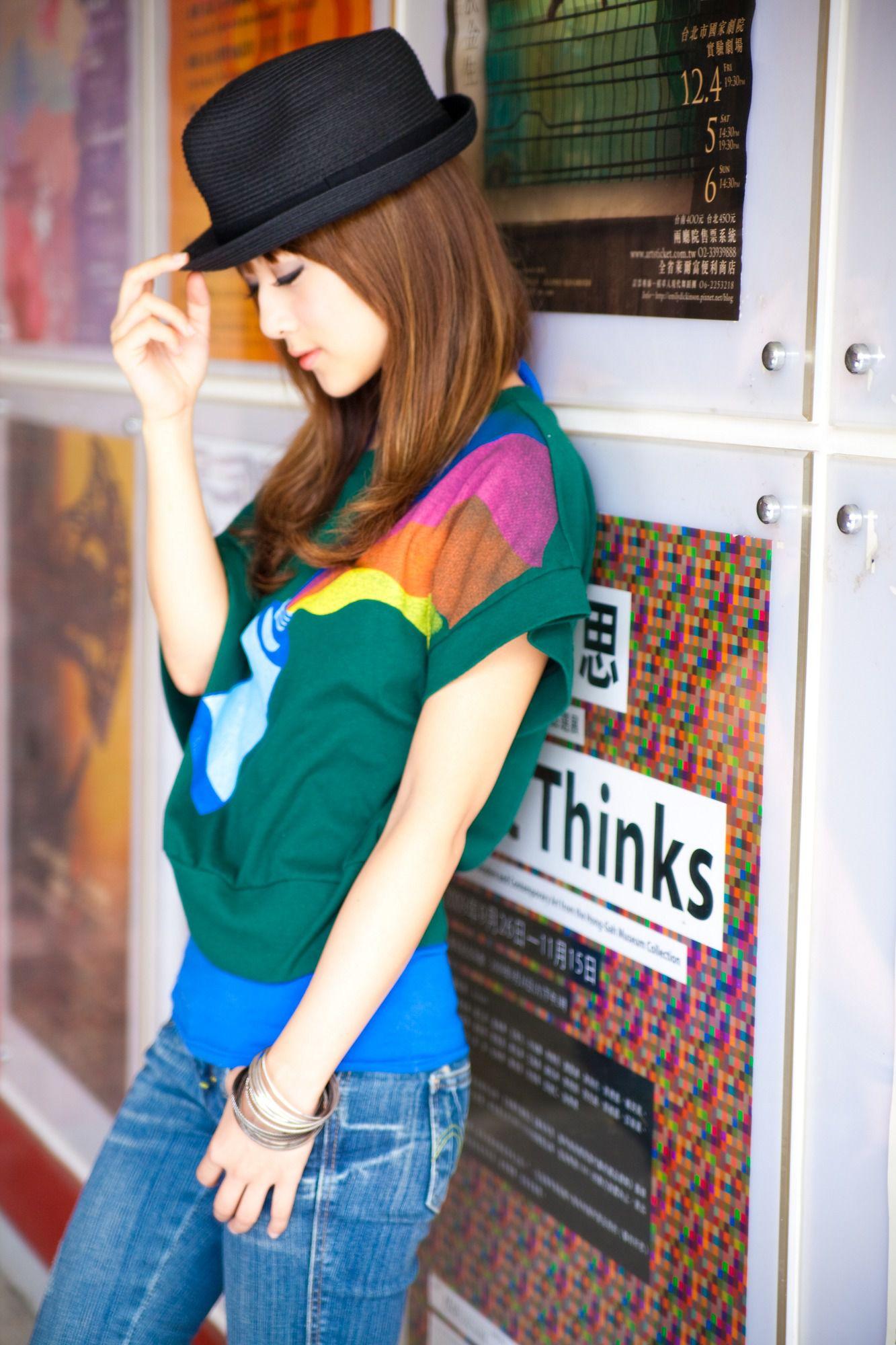 VOL.641 [台湾正妹]街拍妹子:张凯洁(张允霏,果子MM)高品质写真套图(95P)