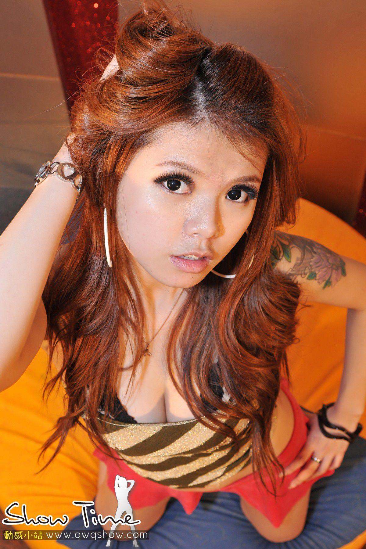VOL.1105 [动感之星]纹身美女:林沛(动感小站林沛,动感之星林沛)高品质写真套图(45P)