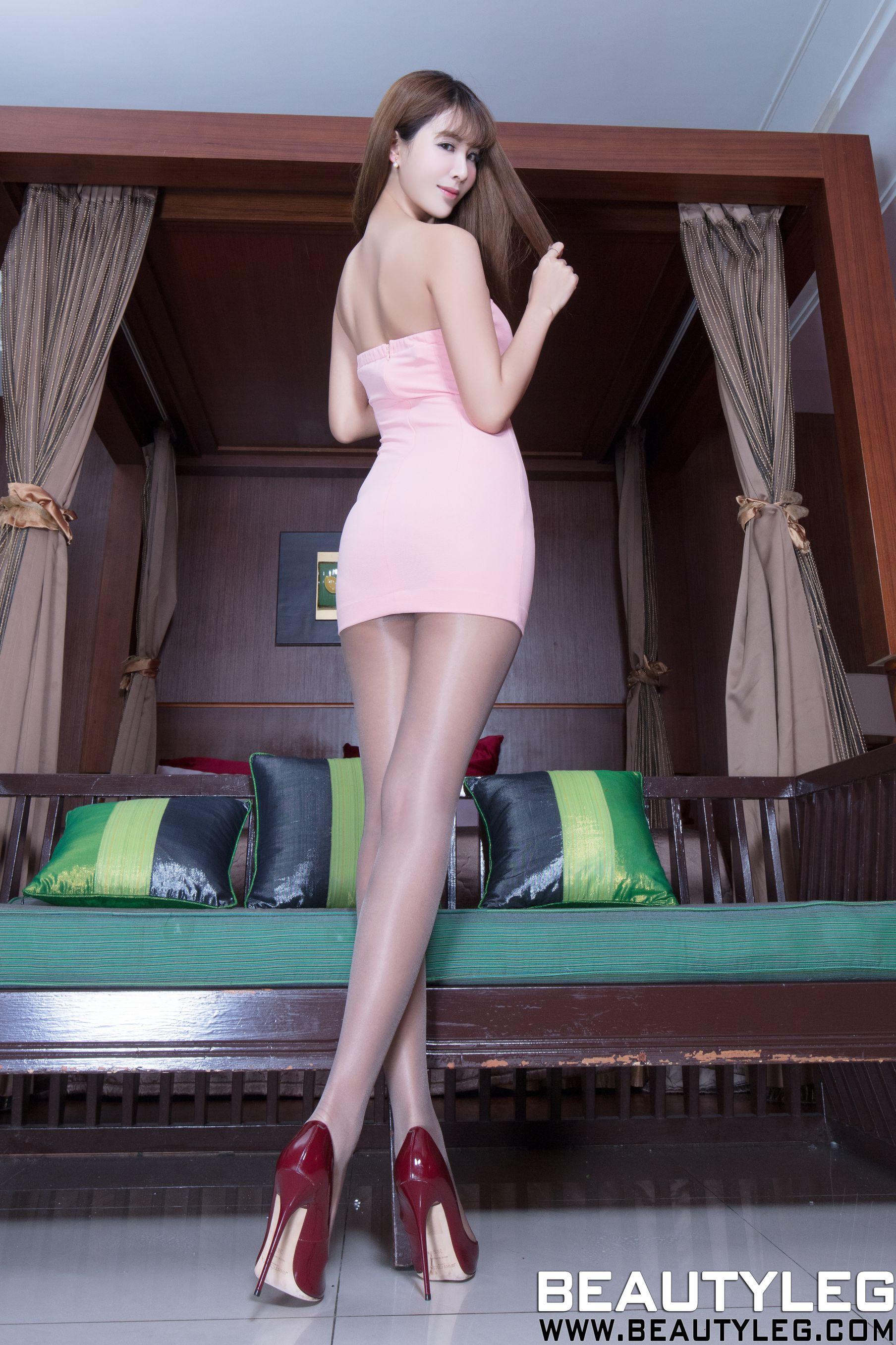 VOL.667 [Beautyleg]丝袜美腿长腿美女:夏晴(夏晴Miso,腿模Miso)高品质写真套图(48P)