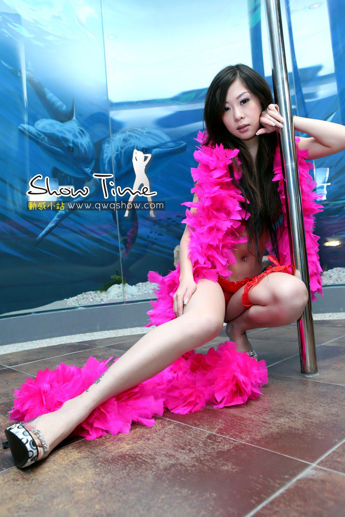 VOL.679 [动感之星]内衣美女钢管舞:蓉儿(动感小站蓉儿,动感之星蓉儿)高品质写真套图(44P)