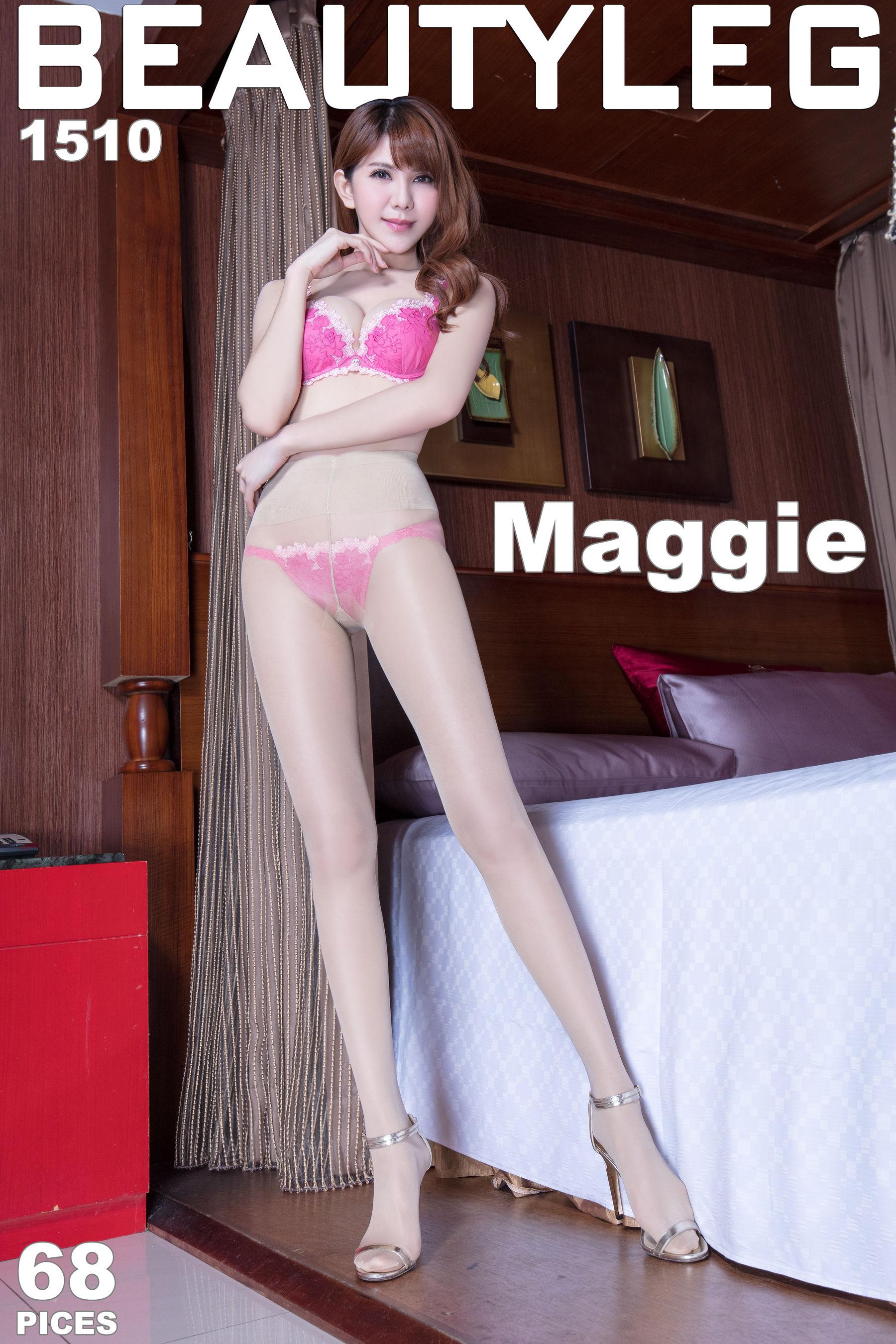 VOL.1888 [Beautyleg]美腿丝袜美腿肉丝美腿:黄淑华(腿模Maggie)高品质写真套图(60P)