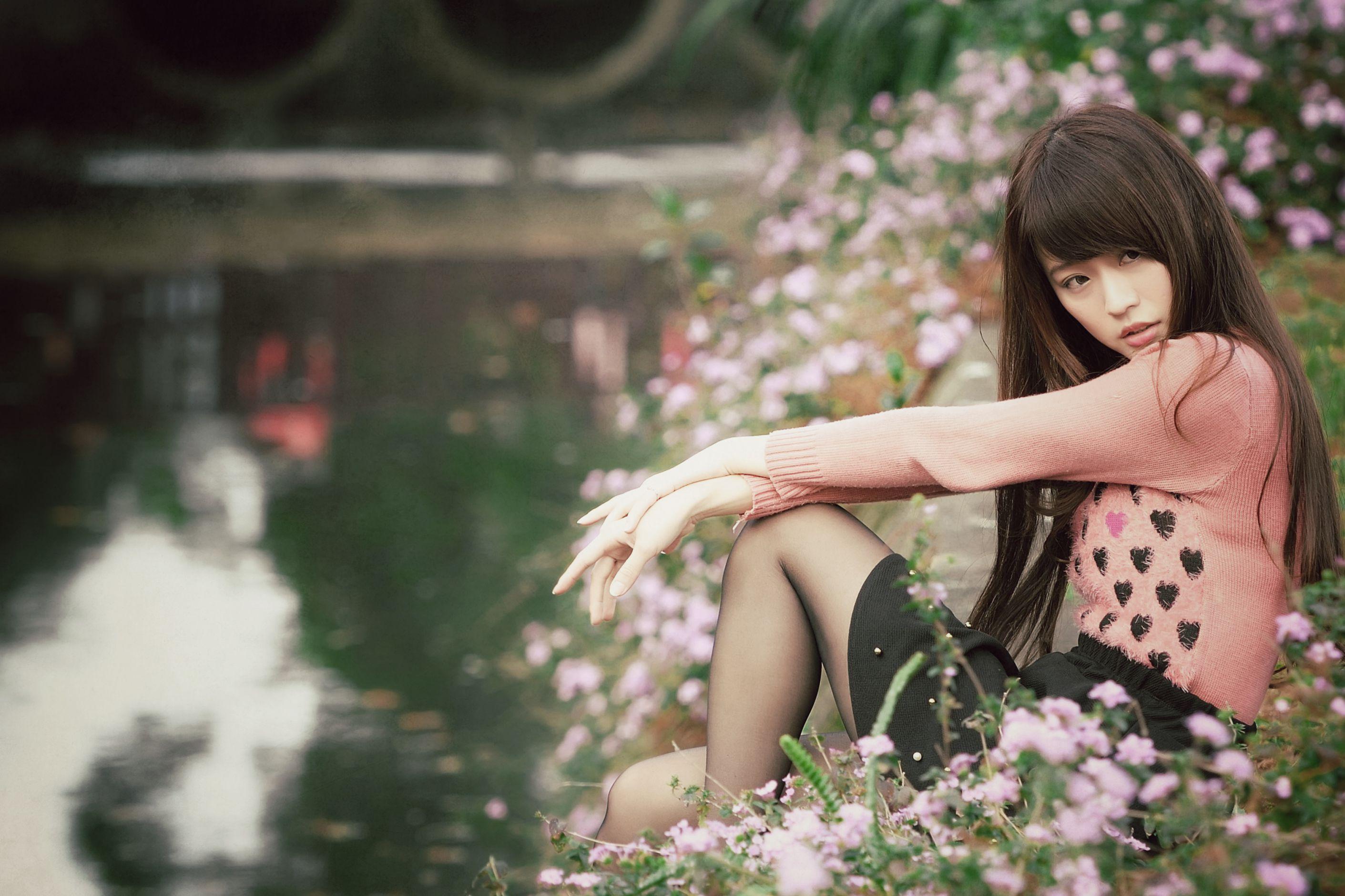 VOL.543 [台湾正妹]可爱清纯甜美正妹:邱俞瑄(渔瑄)高品质写真套图(26P)