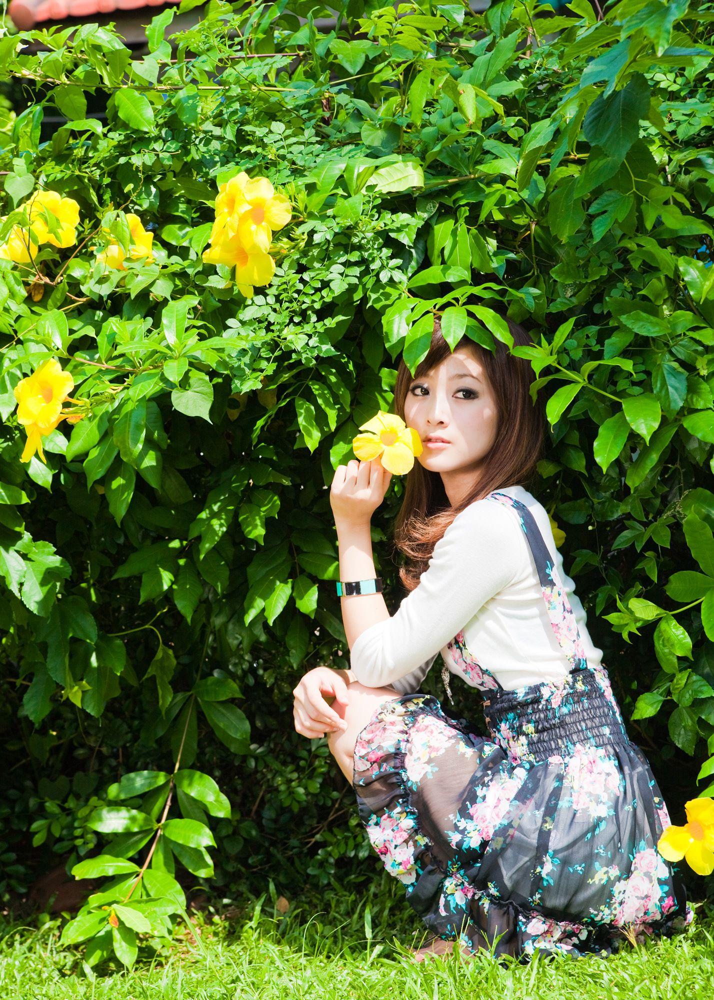 VOL.1247 [台湾正妹]清新唯美街拍正妹:张凯洁(张允霏,果子MM)高品质写真套图(113P)