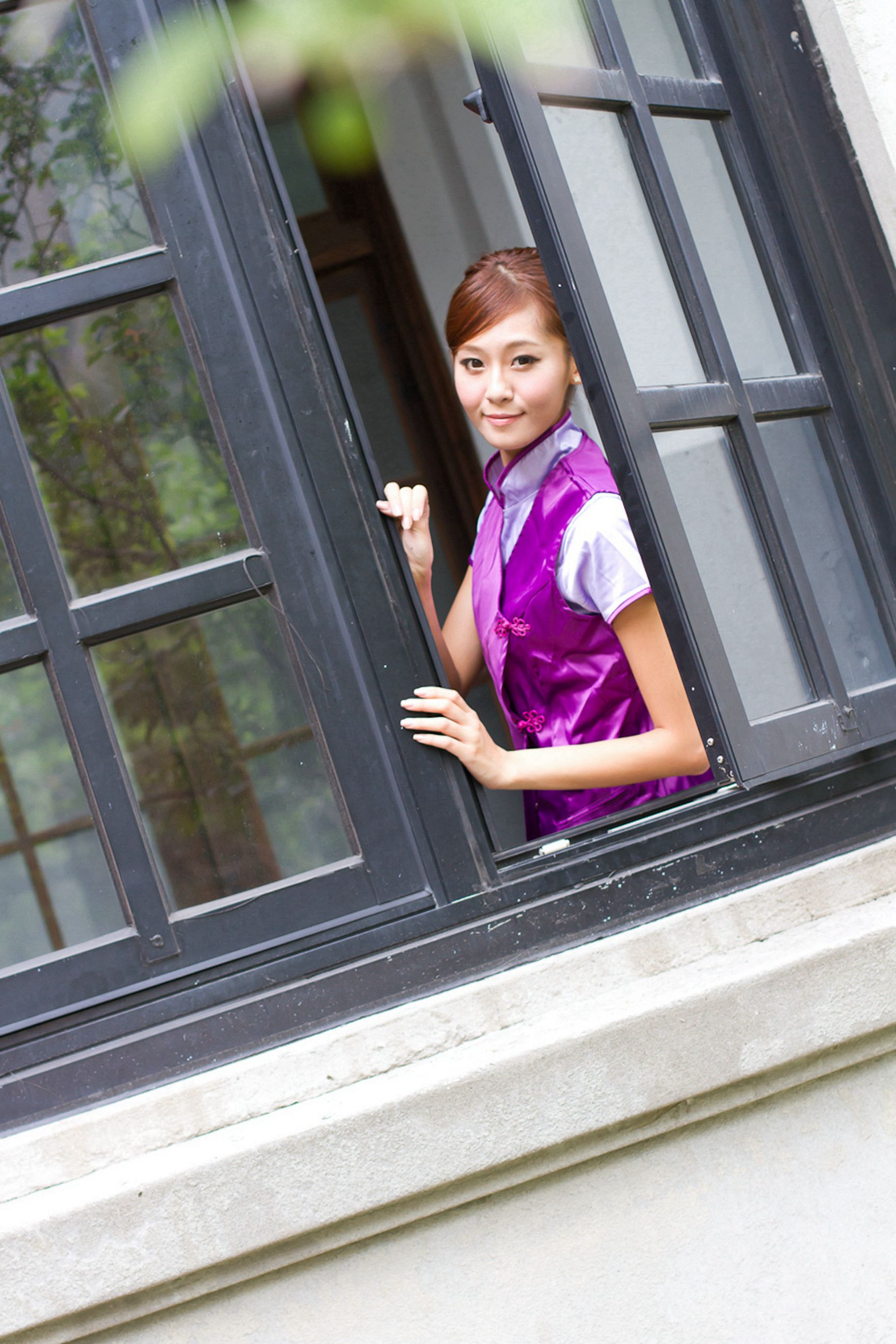 VOL.1788 [网络美女]街拍:Winnie小雪(庄咏惠,庄温妮,腿模Winnie)高品质写真套图(68P)