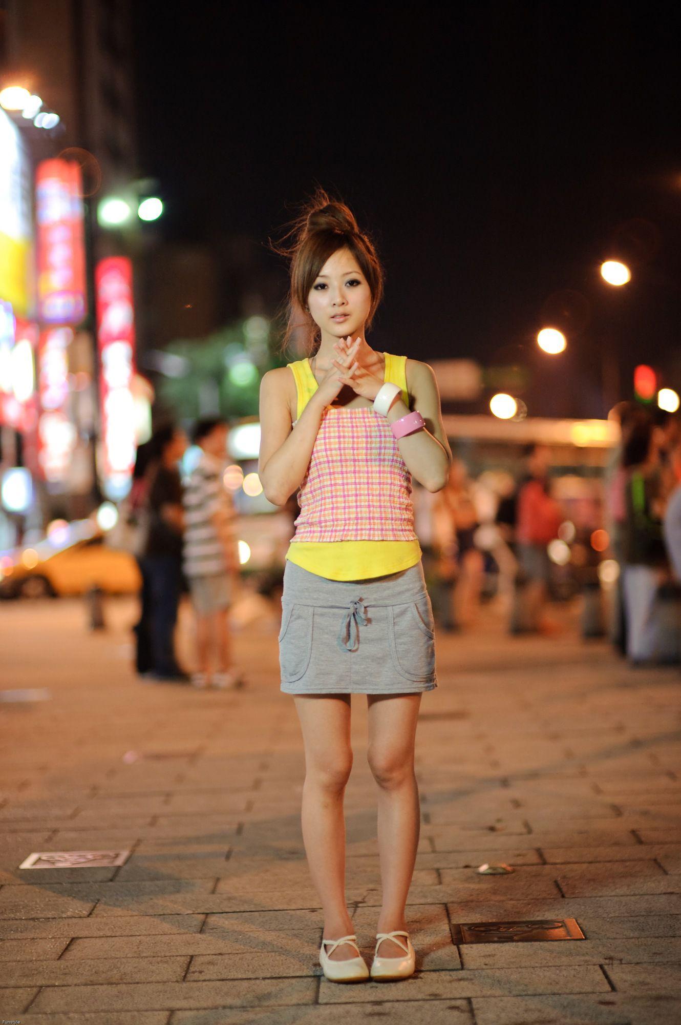 VOL.1250 [台湾正妹]街拍:张凯洁(张允霏,果子MM)高品质写真套图(51P)