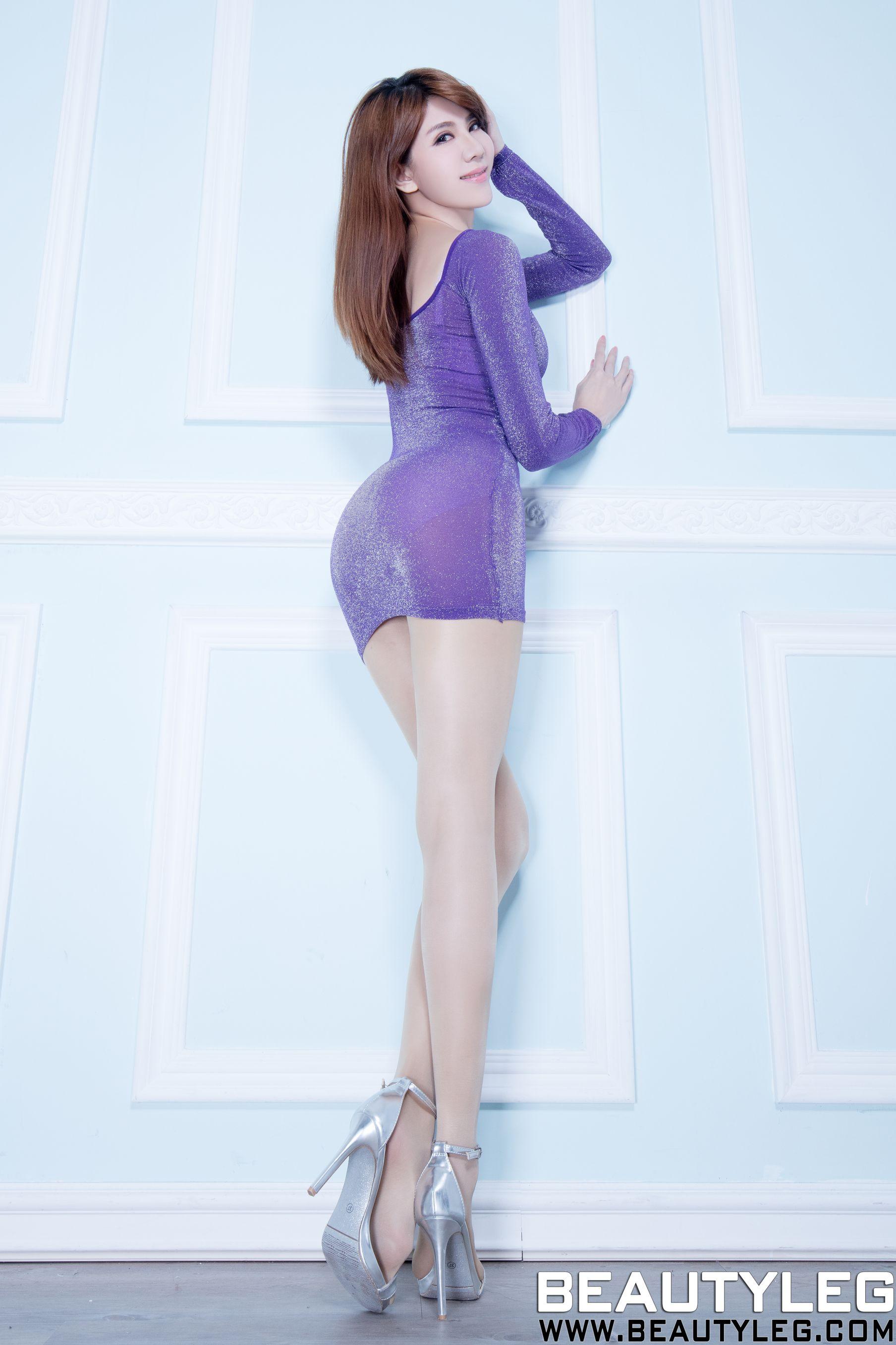 VOL.586 [Beautyleg]美腿高跟凉鞋:黄淑华(腿模Maggie)高品质写真套图(61P)