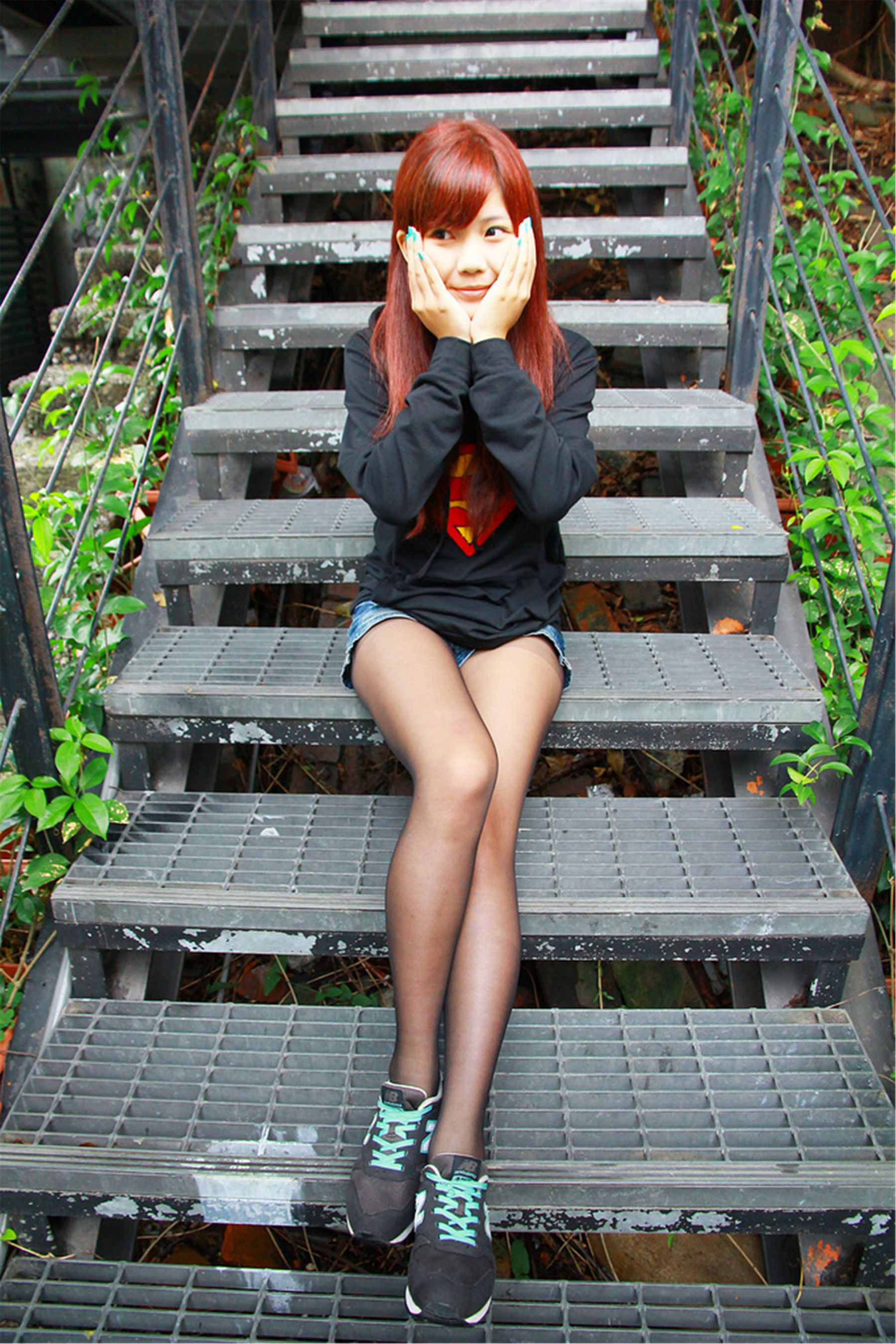 VOL.706 [台湾正妹]可爱萝莉控美少女乙女:小静高品质写真套图(43P)