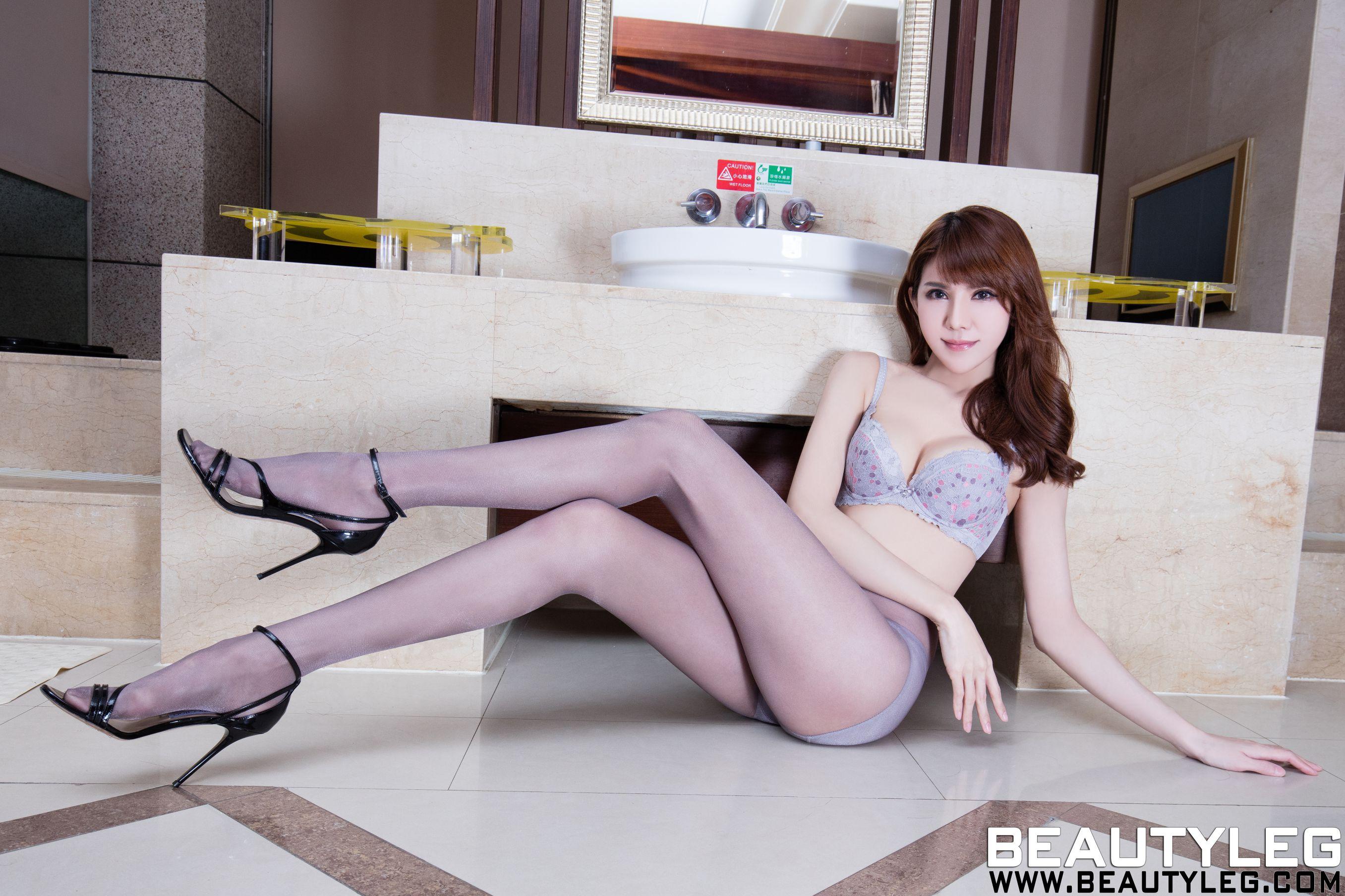 VOL.1194 [Beautyleg]丝袜美腿情趣丝袜:黄淑华(腿模Maggie)高品质写真套图(57P)