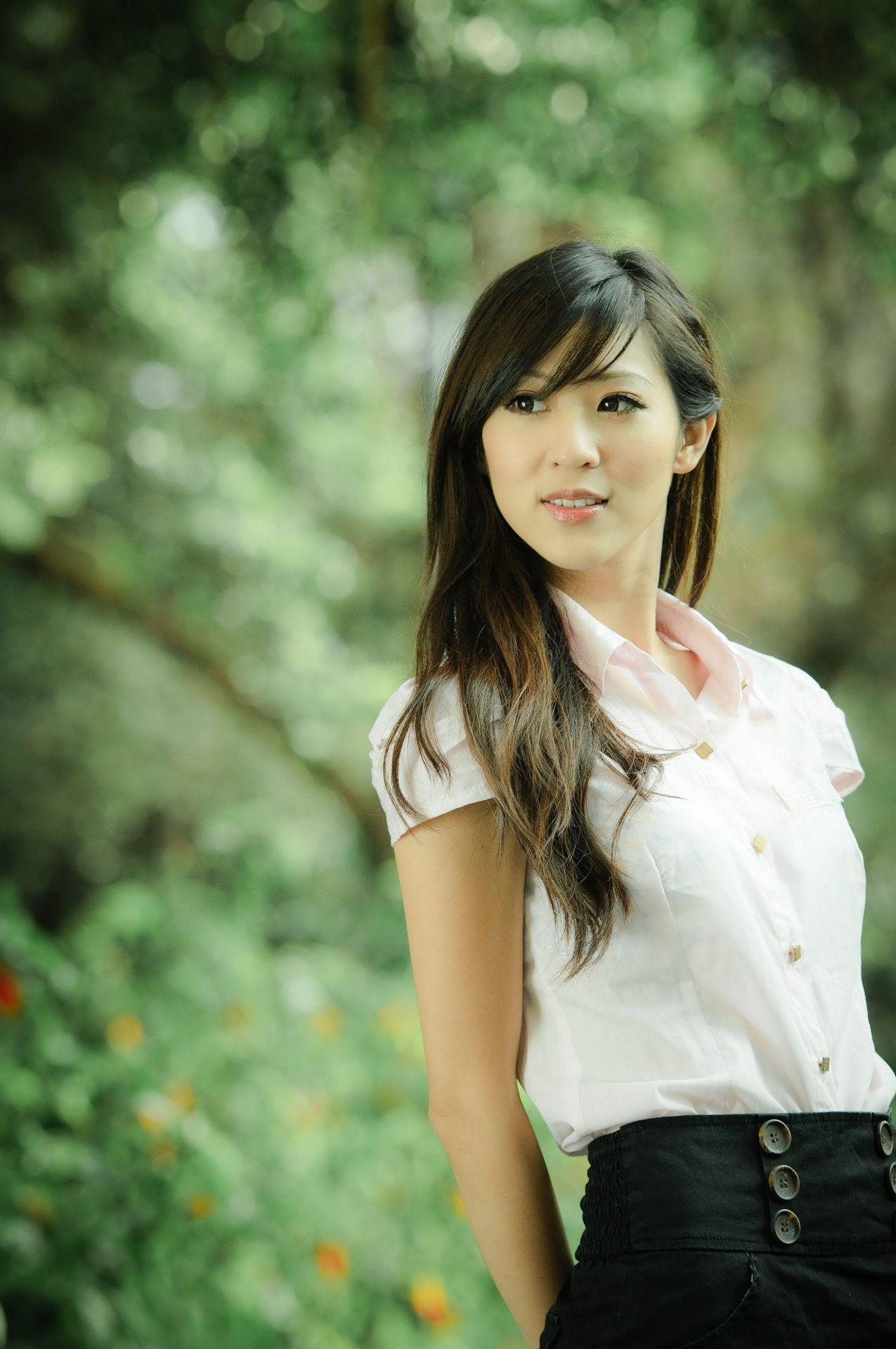 VOL.1279 [台湾正妹]气质女神御姐长发美女:韩雨洁(陈韦蓉,韋韋)高品质写真套图(26P)