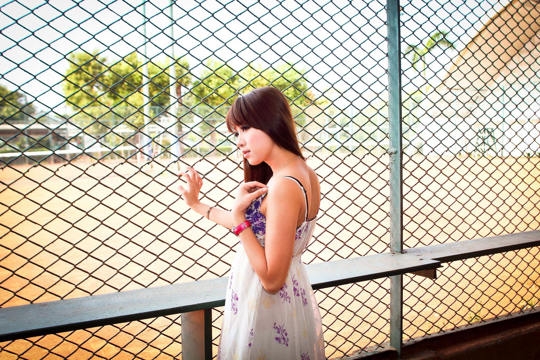 VOL.1143 [网络美女]清新唯美街拍外拍:陈妘安(小雯Ivy)高品质写真套图(42P)