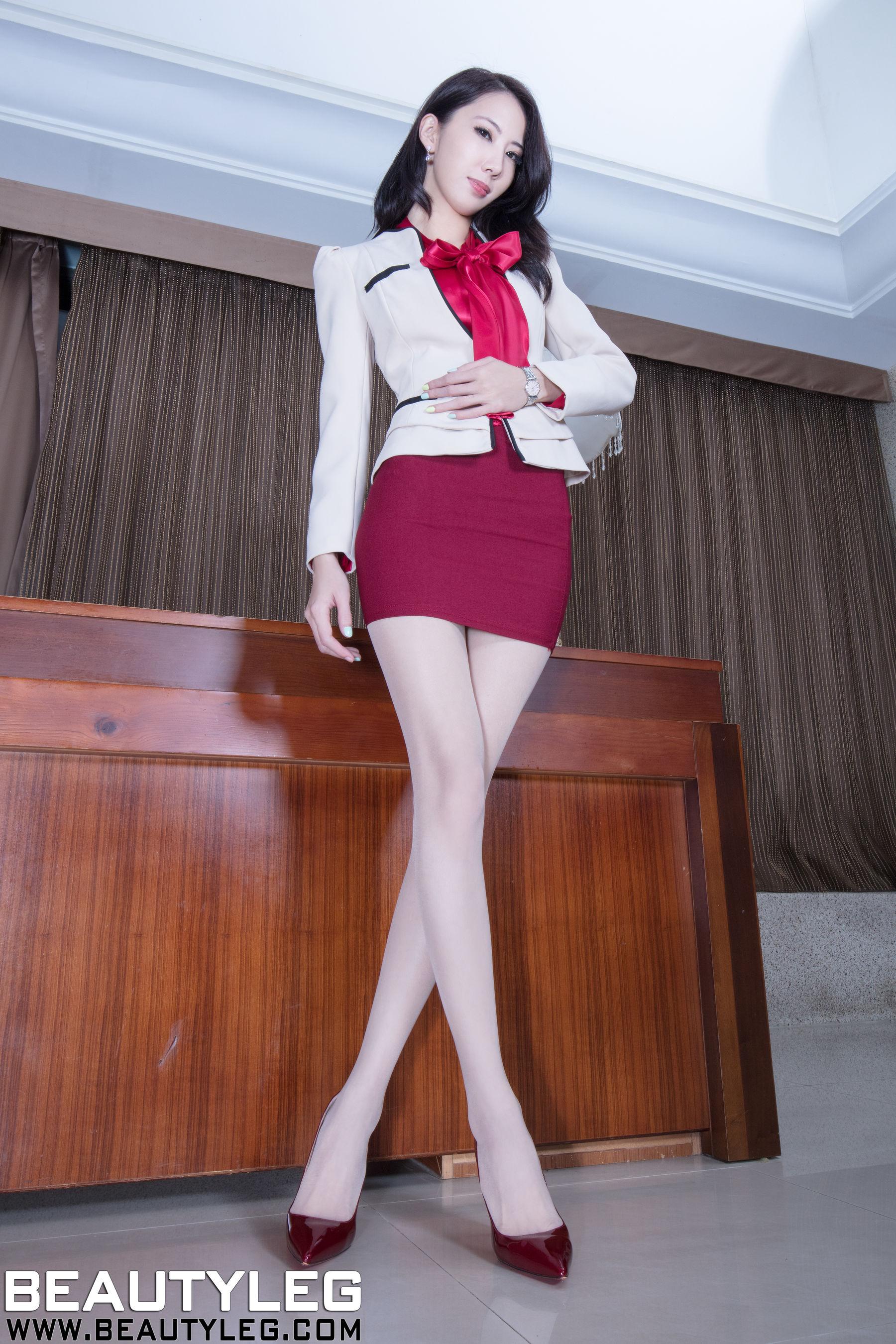 VOL.653 [Beautyleg]美腿高跟长腿美女:童采萱(Beautyleg Yoyo,腿模Yoyo)高品质写真套图(56P)