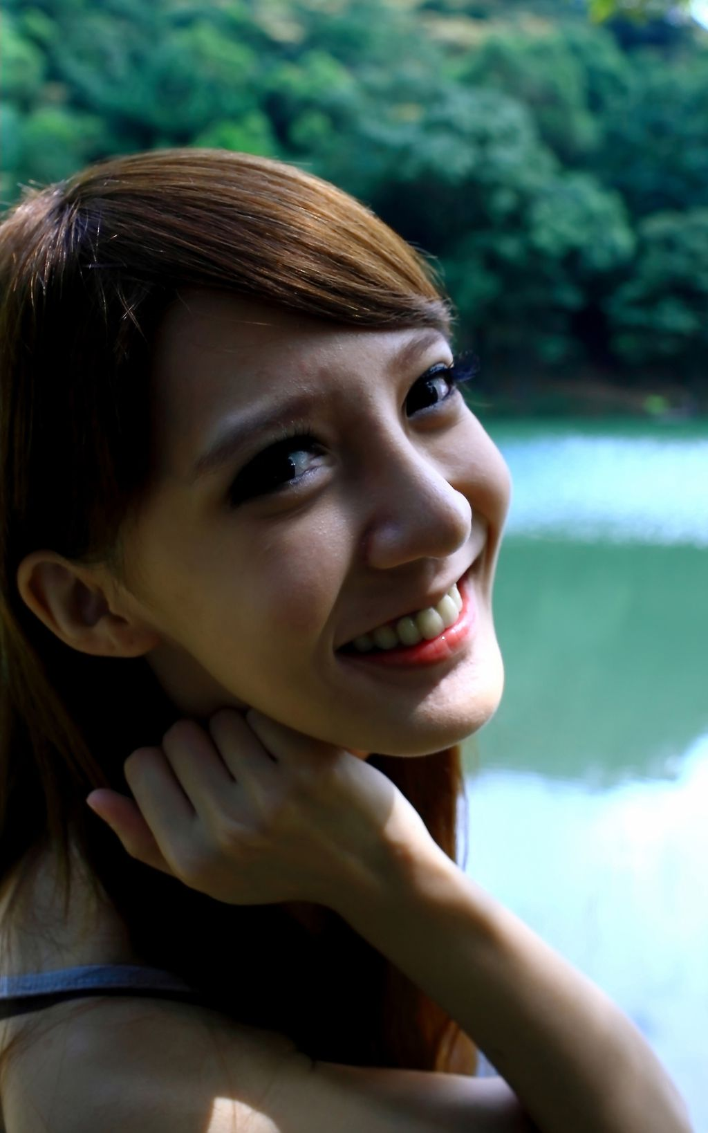 VOL.1431 [台湾正妹]清纯甜美正妹长发美女:柠檬高品质写真套图(86P)