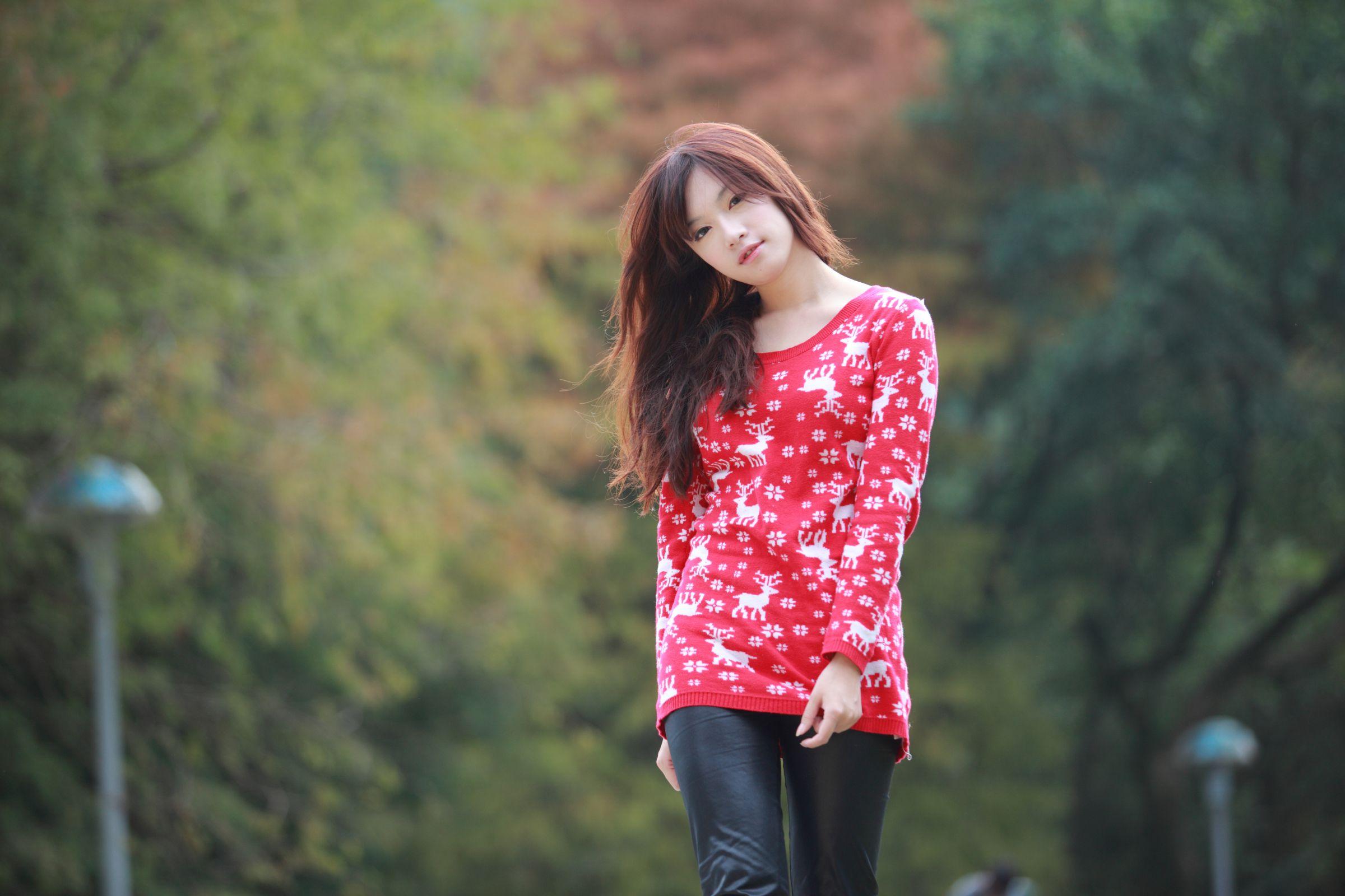 VOL.1535 [台湾正妹]清纯甜美正妹:夏涵芝高品质写真套图(10P)