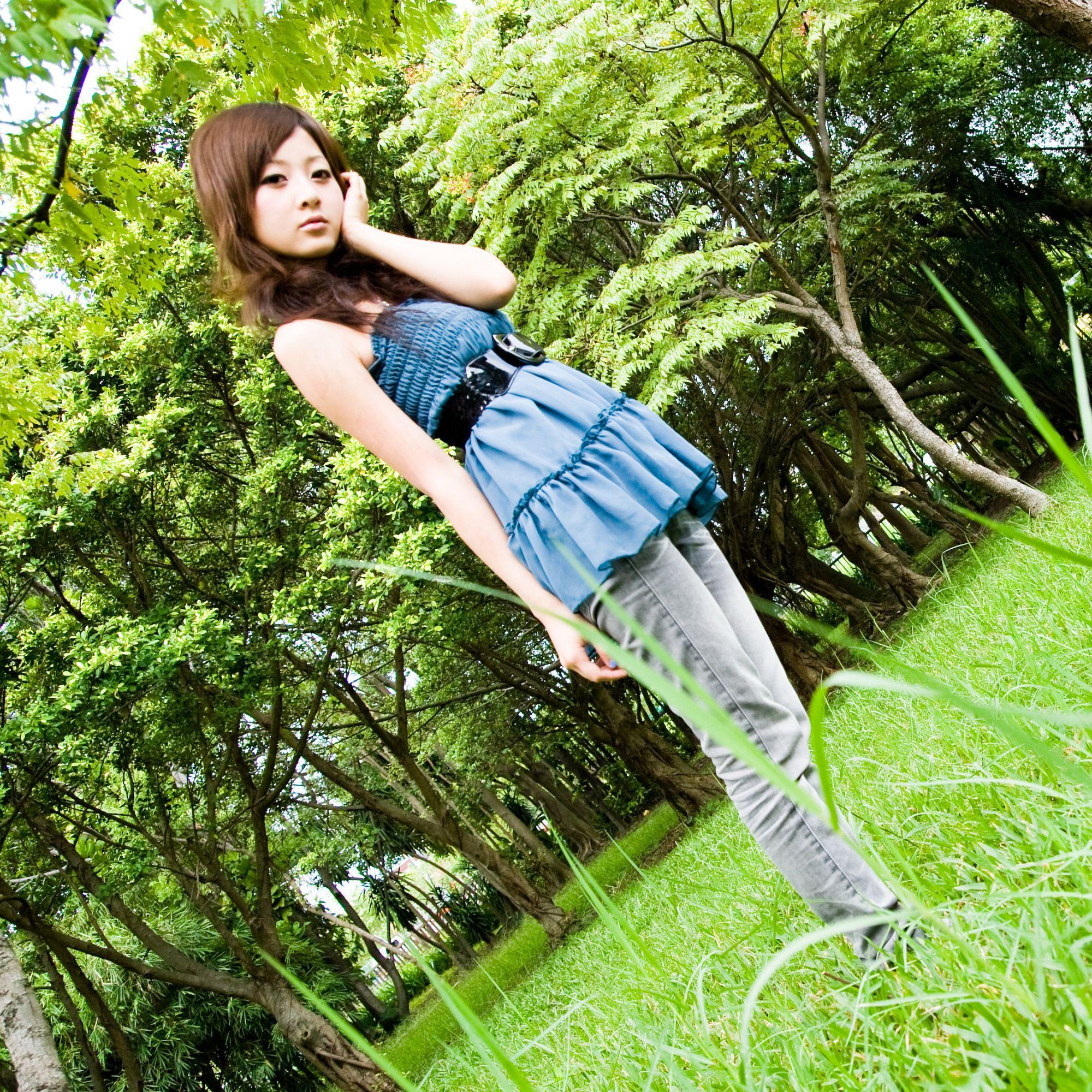 VOL.1333 [台湾正妹]清新唯美外拍阳光:张凯洁(张允霏,果子MM)高品质写真套图(104P)